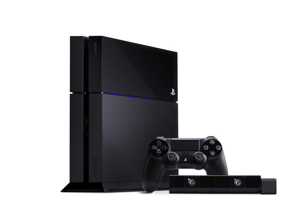PlayStation 4: What's in the box