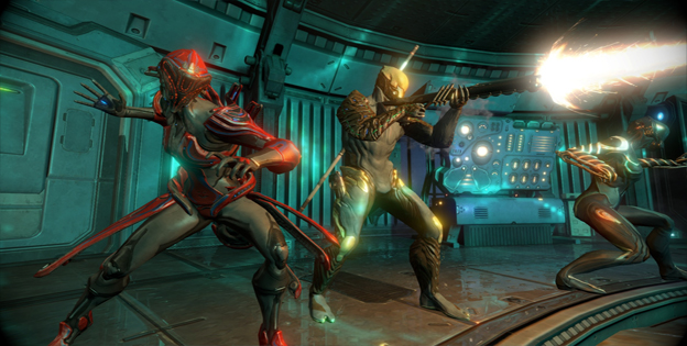 Warframe developers weighing up potential for cross-platform gameplay on PS4 and PC