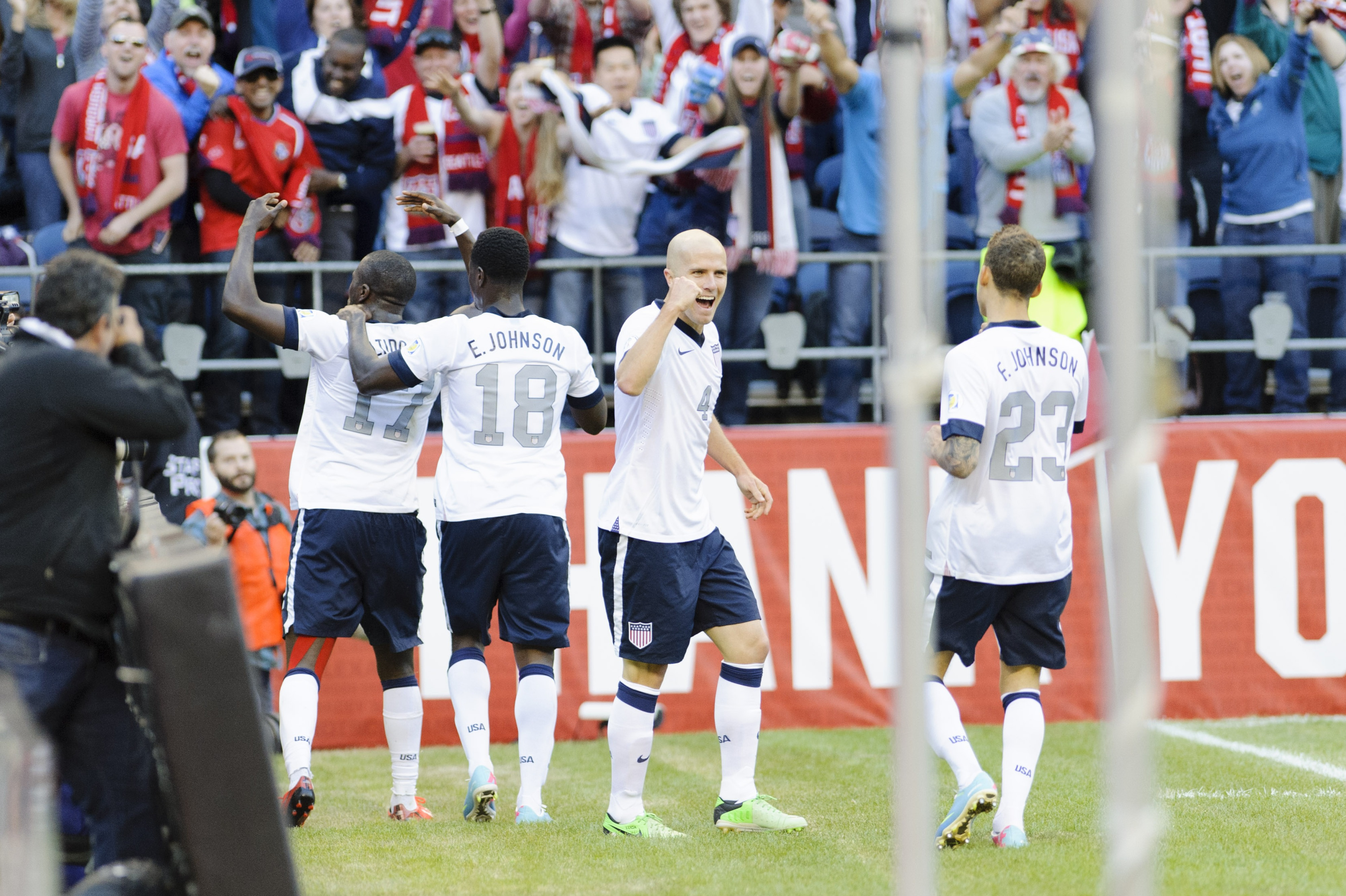 USA vs. Panama: USMNT dominates in front of raucous Seattle crowd