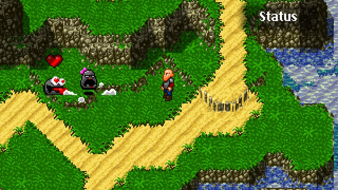 Dragon Fantasy Book 2 adds Secret of Mana-style online multiplayer