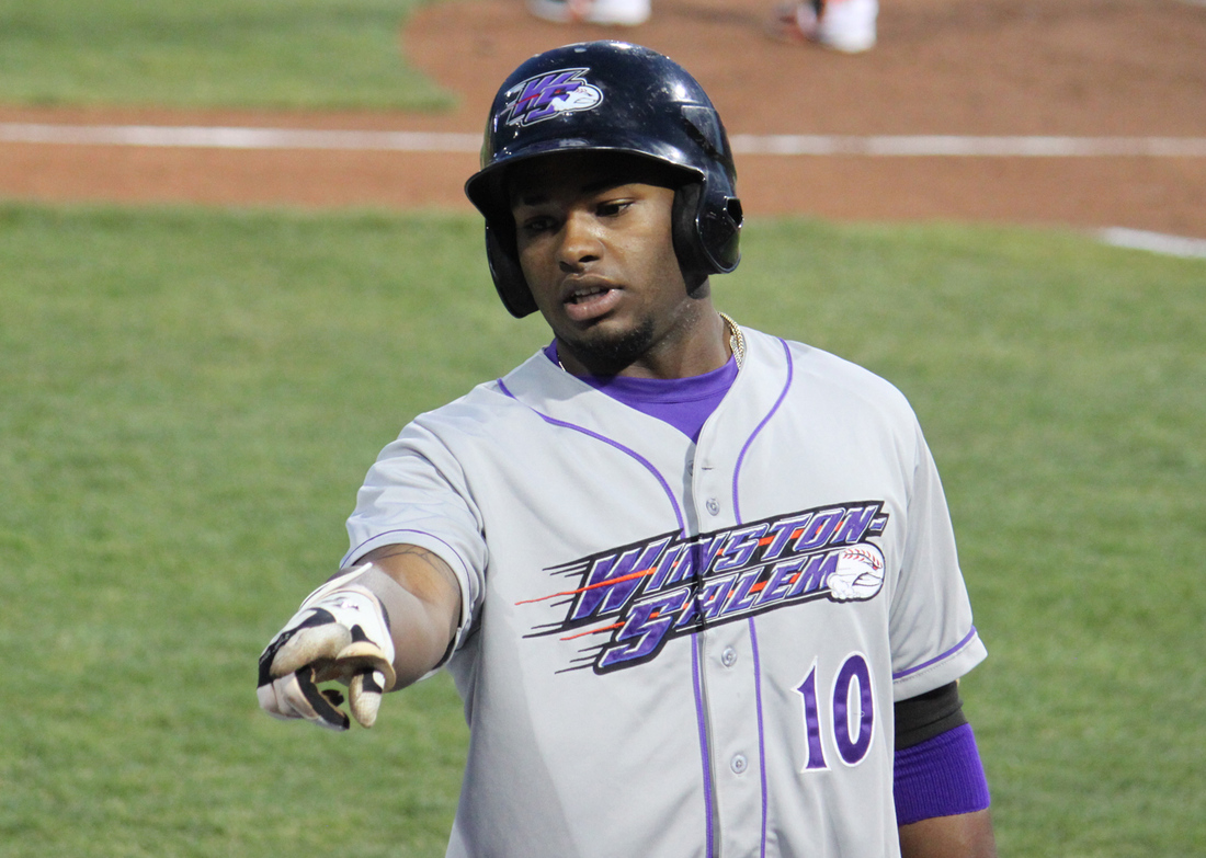 Courtney Hawkins has found a direction after his injury.