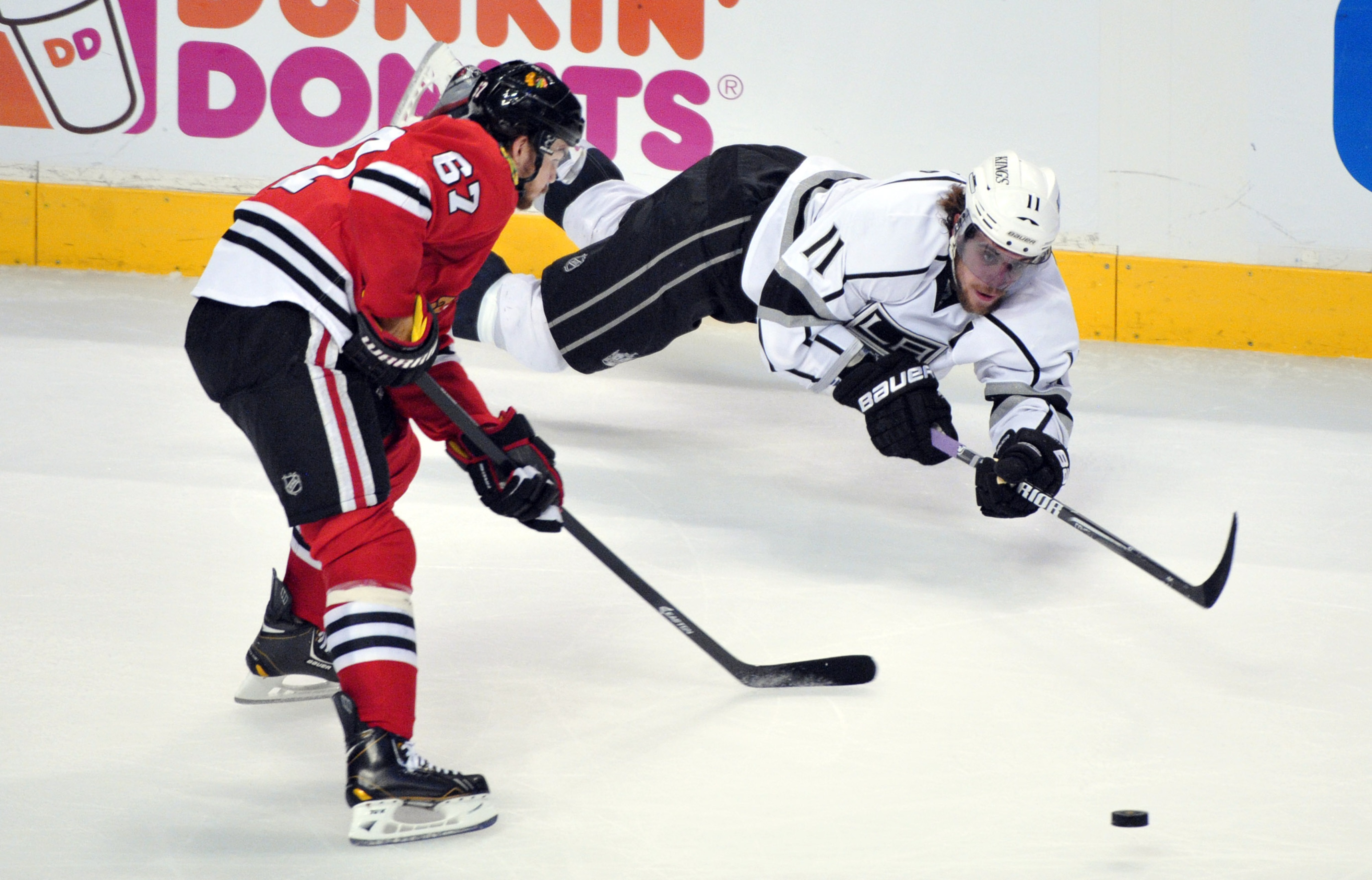 Kopitar's struggles were well-documented, but everyone has work to do.