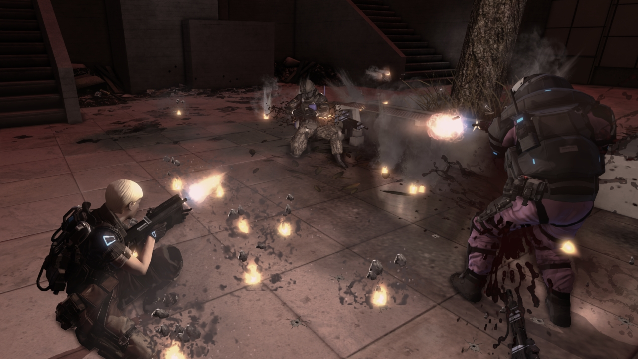 Blacklight: Retribution sells the PS4 controller as a shooter's best friend
