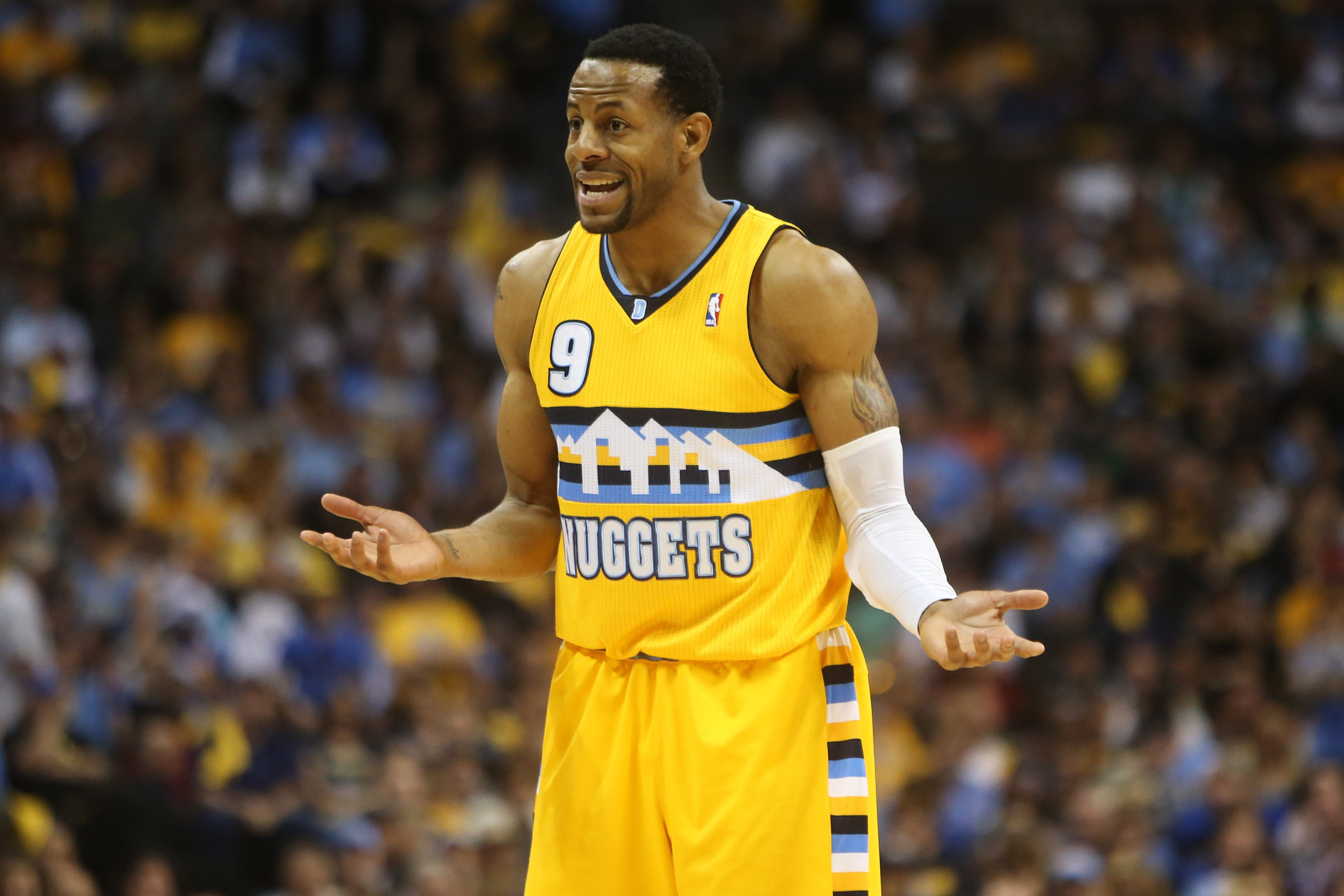 Andre Iguodala to opt out of contract, become free agent, according to report