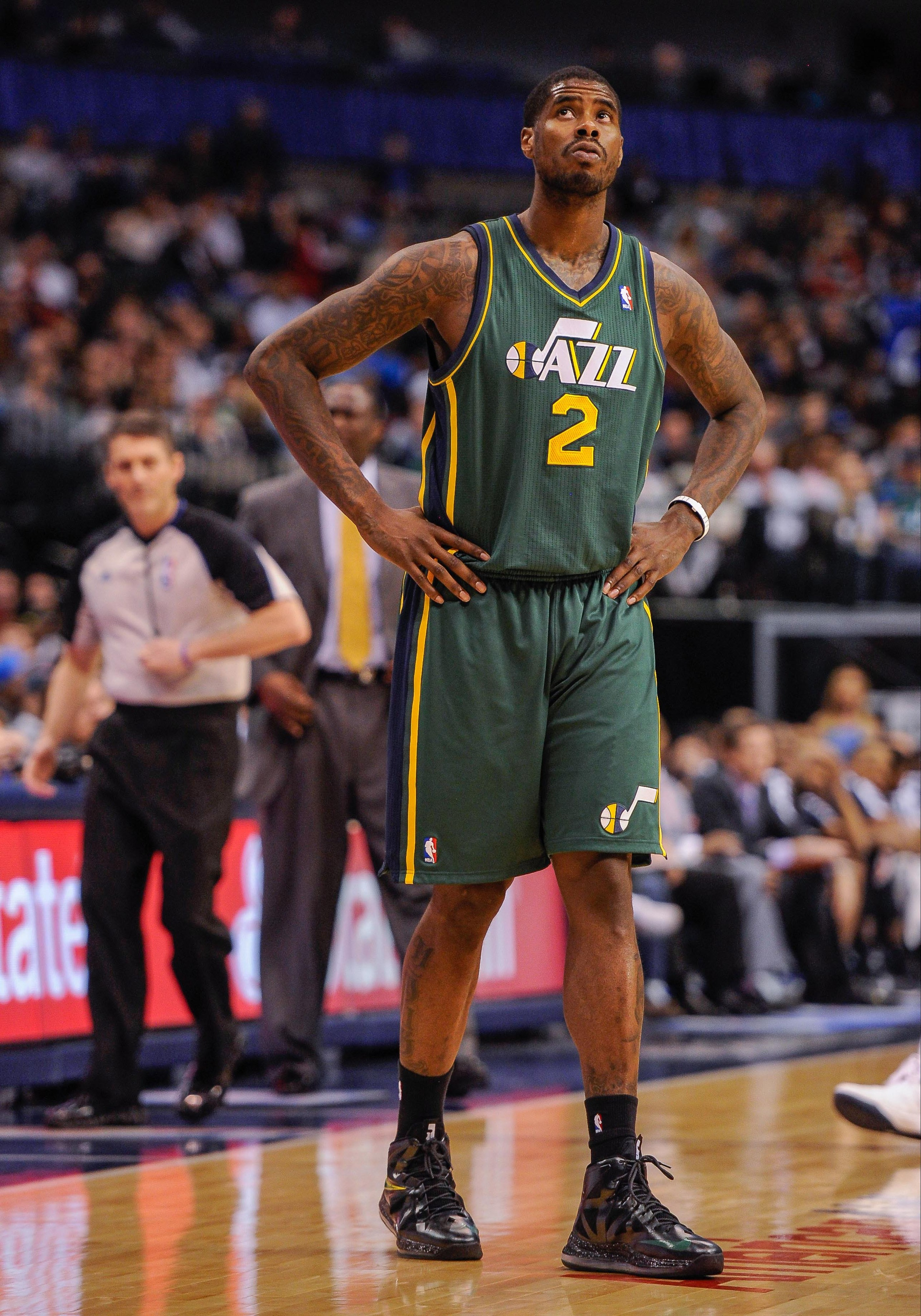 Marvin Williams to return to Jazz after declining termination option