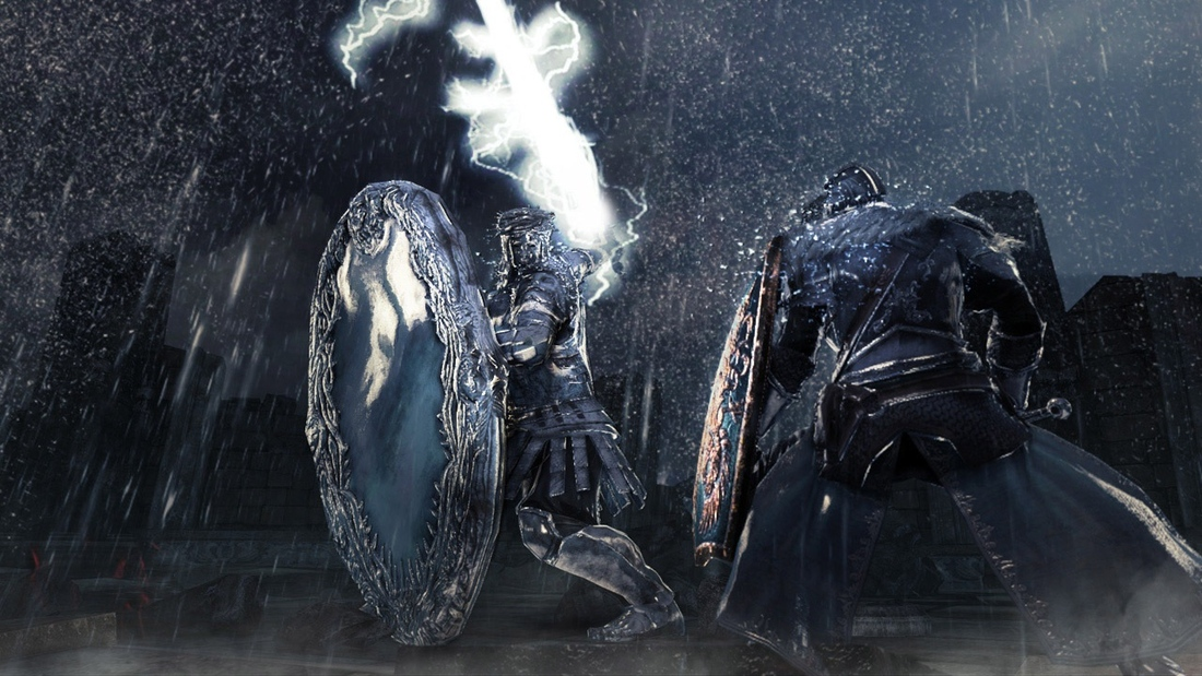 Dark Souls 2's new engine allows for subtler forms of expression, co-director says