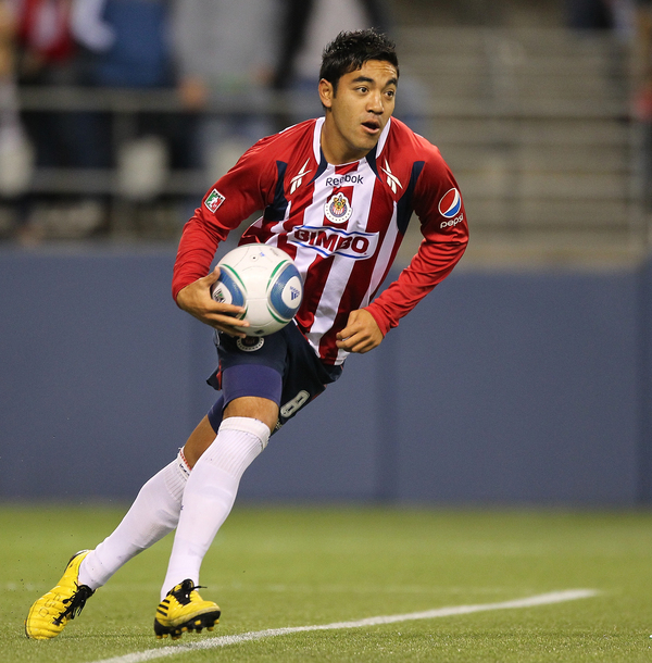 Marco Fabian played in the game, but why bother letting you see for yourself?