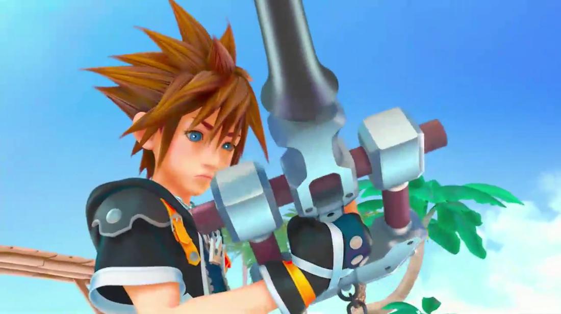 Kingdom Hearts 3 detailed by game director Tetsuya Nomura