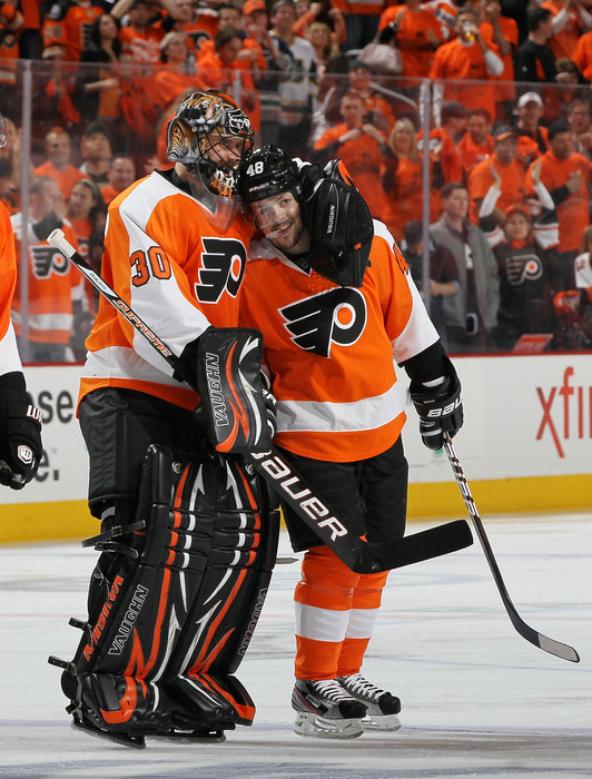 Danny Briere to be bought out by Flyers, Ilya Bryzgalov's future remains unclear
