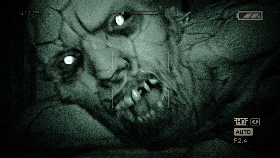 Outlast is a stealth horror game designed to make the player suffer