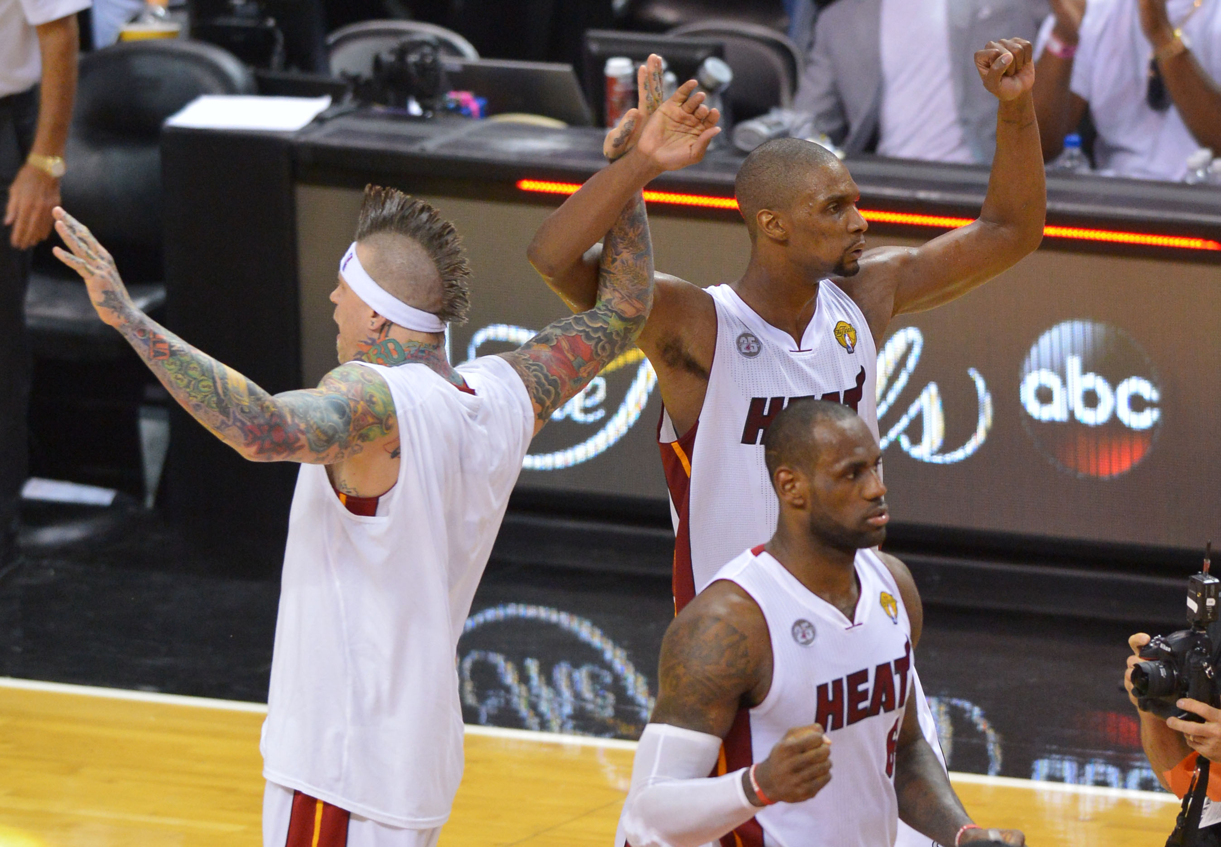 NBA Finals, Spurs vs. Heat: Lasting impressions from a wild Game 6