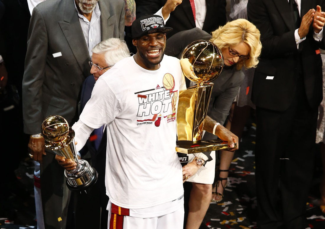 NBA Finals 2013: The ultimate player wins the ultimate series