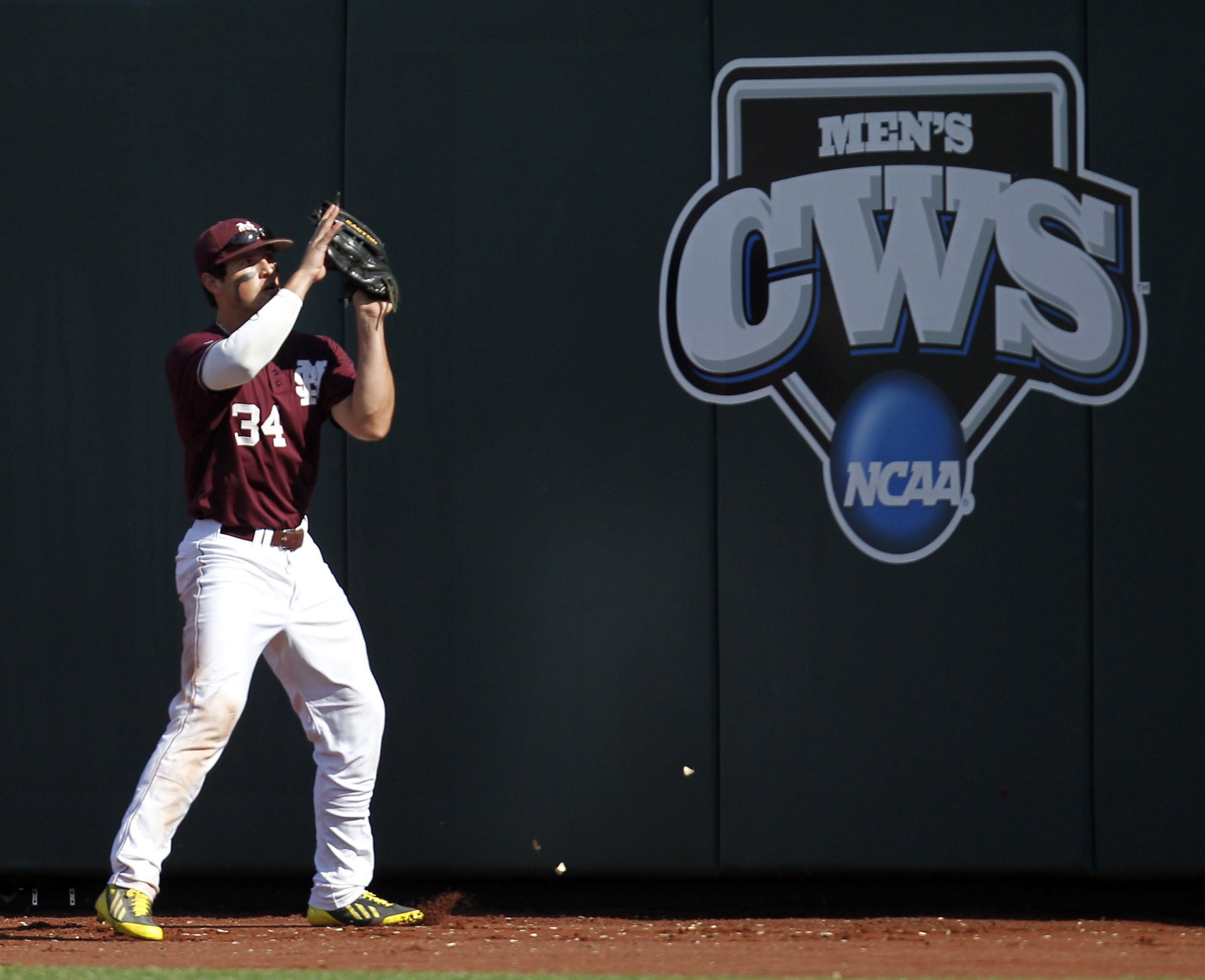 If the fences were in at Omaha, the CWS might be quite different for the Bulldogs.