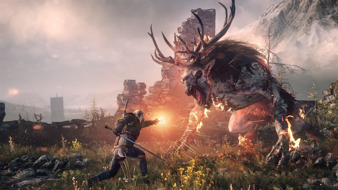 The Witcher 3 will expand Geralt's combat skills, producer says
