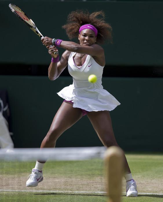 2013 Wimbledon championships: Advanced Baseline women's forecast