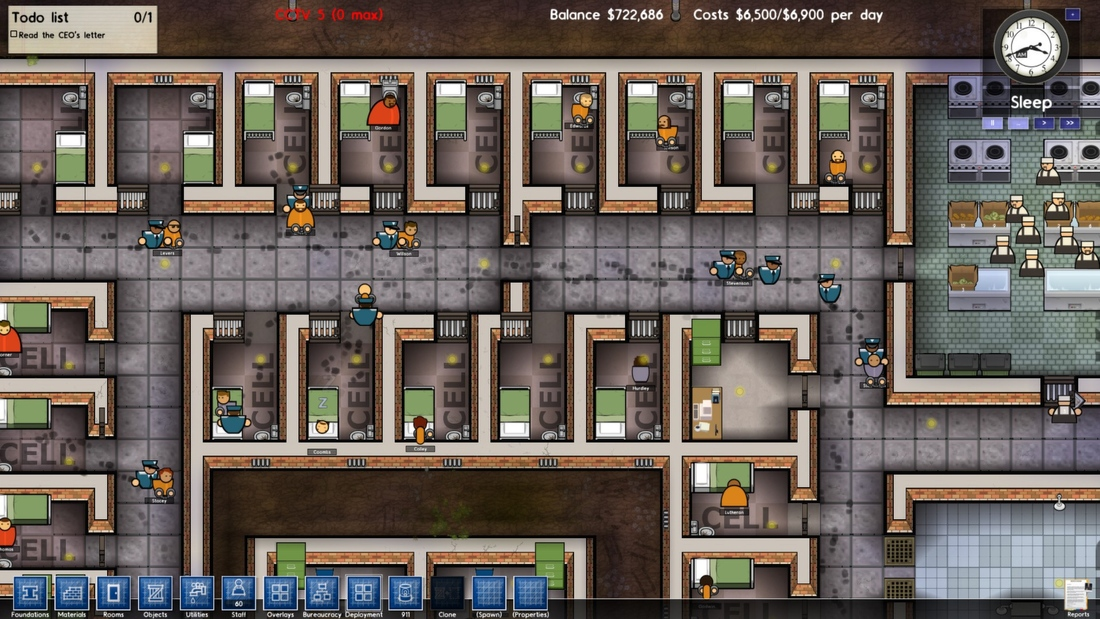 Prison Architect is Introversion's most successful project to date