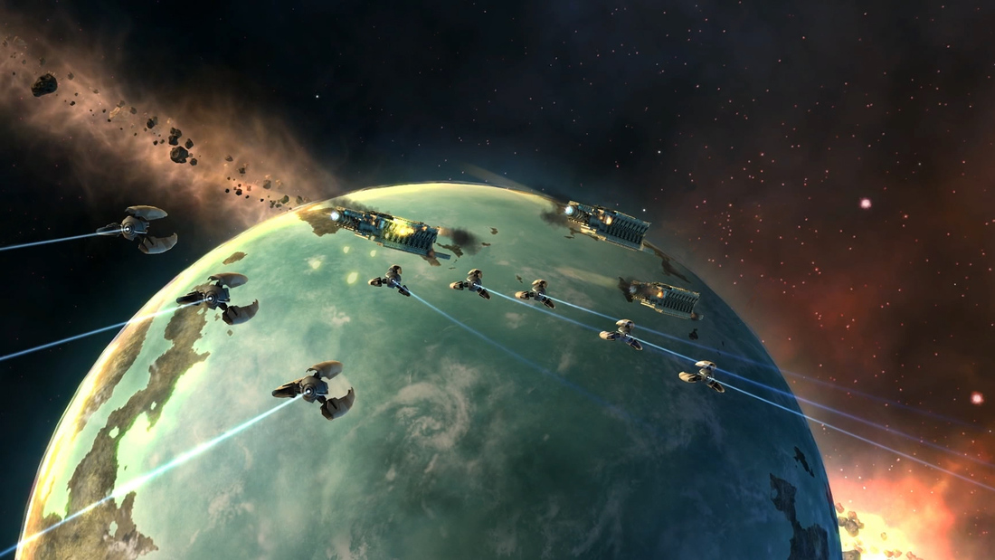 Endless Space: Disharmony will introduce new challenges for old players