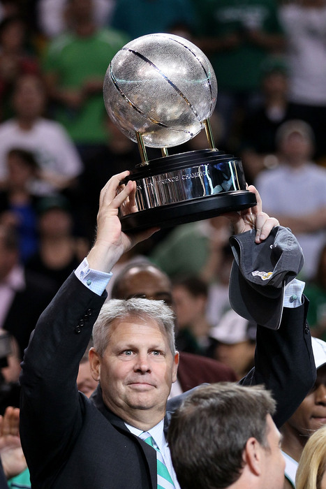 Danny Ainge could replace Doc Rivers as Boston Celtics coach, according to report