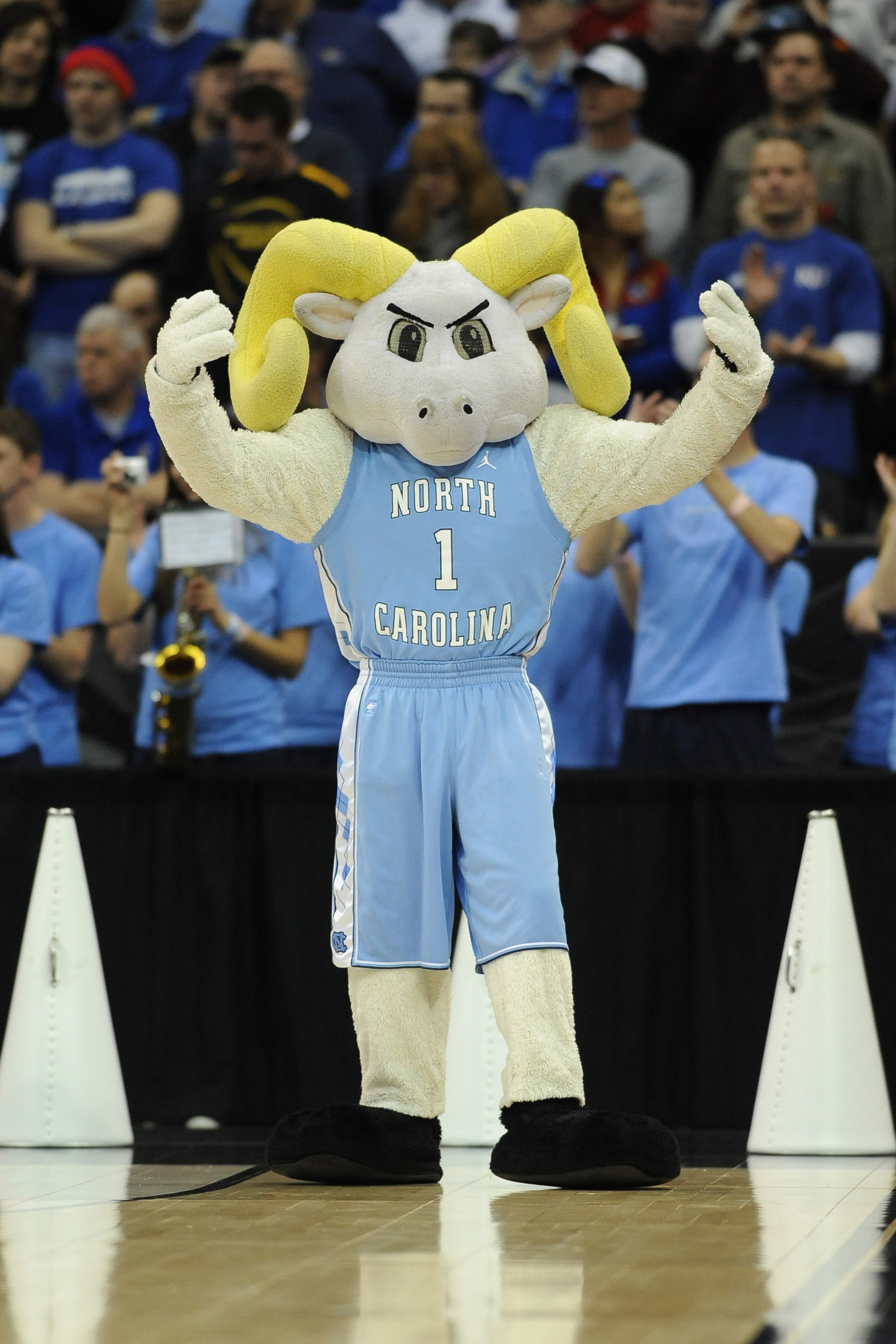 North Carolina is tops in NBA Draft production since 1987