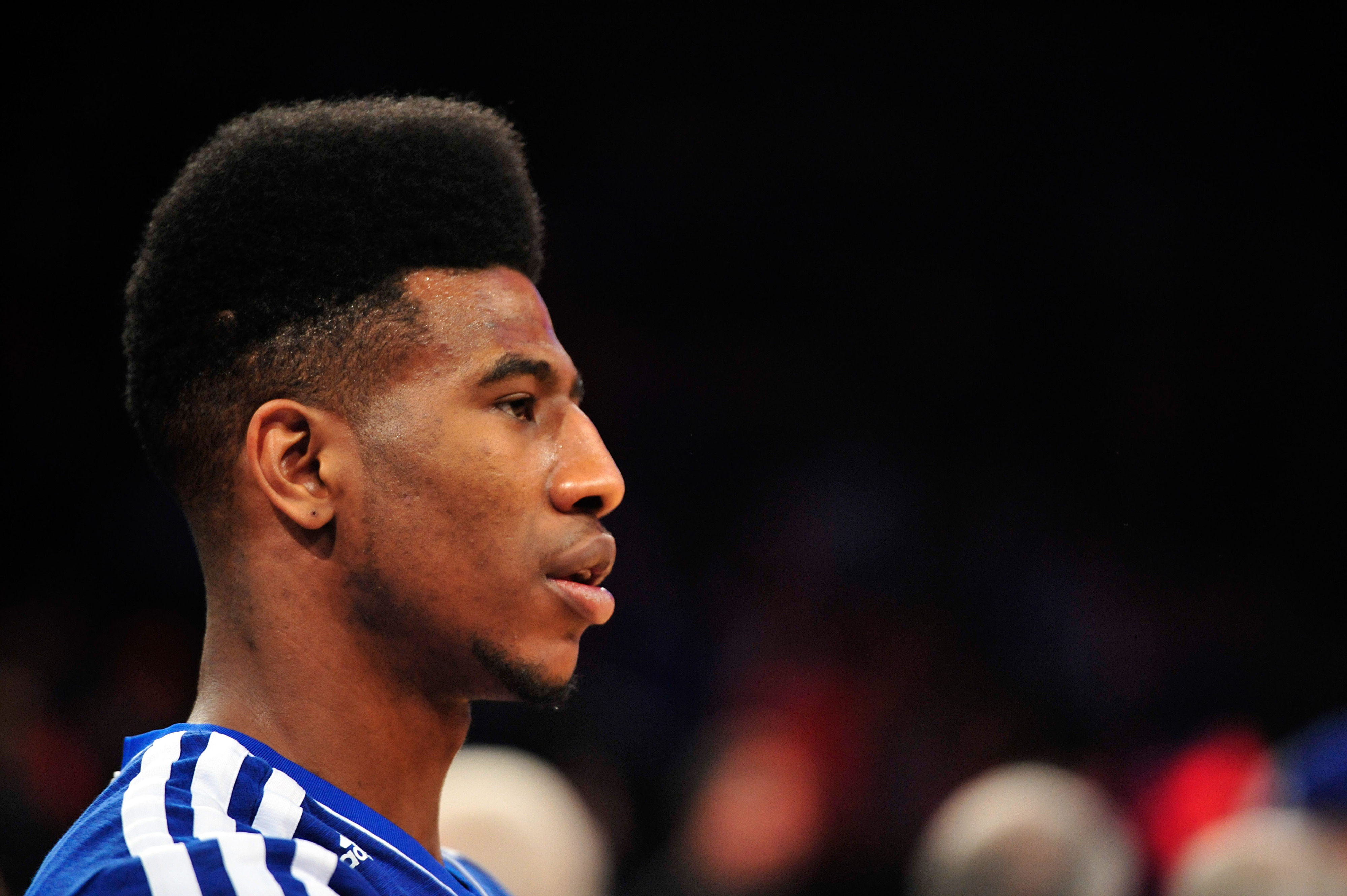 Iman Shumpert's summer camp is all about root vegetables