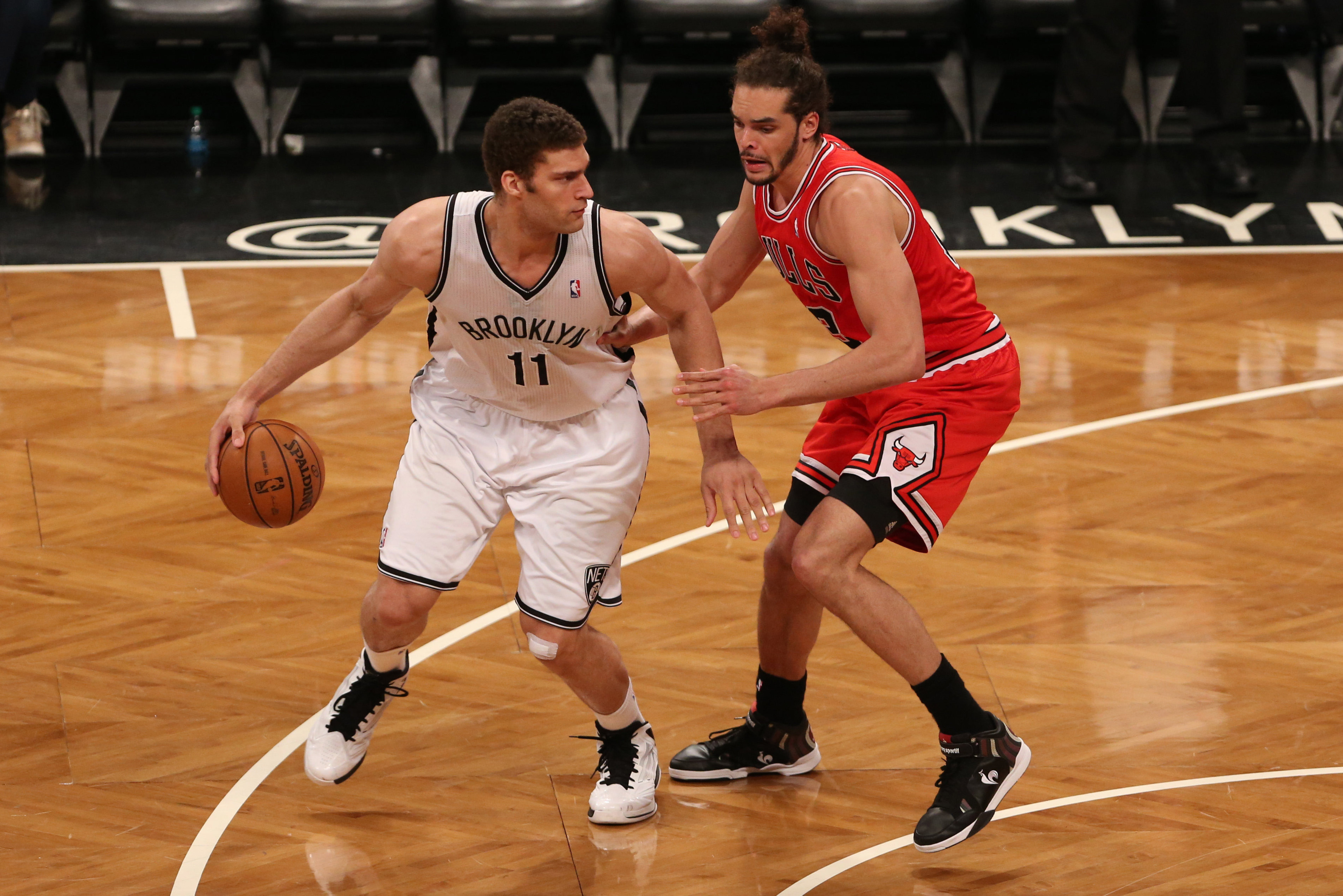 Brook Lopez injury: Nets big man has screw replaced in right foot