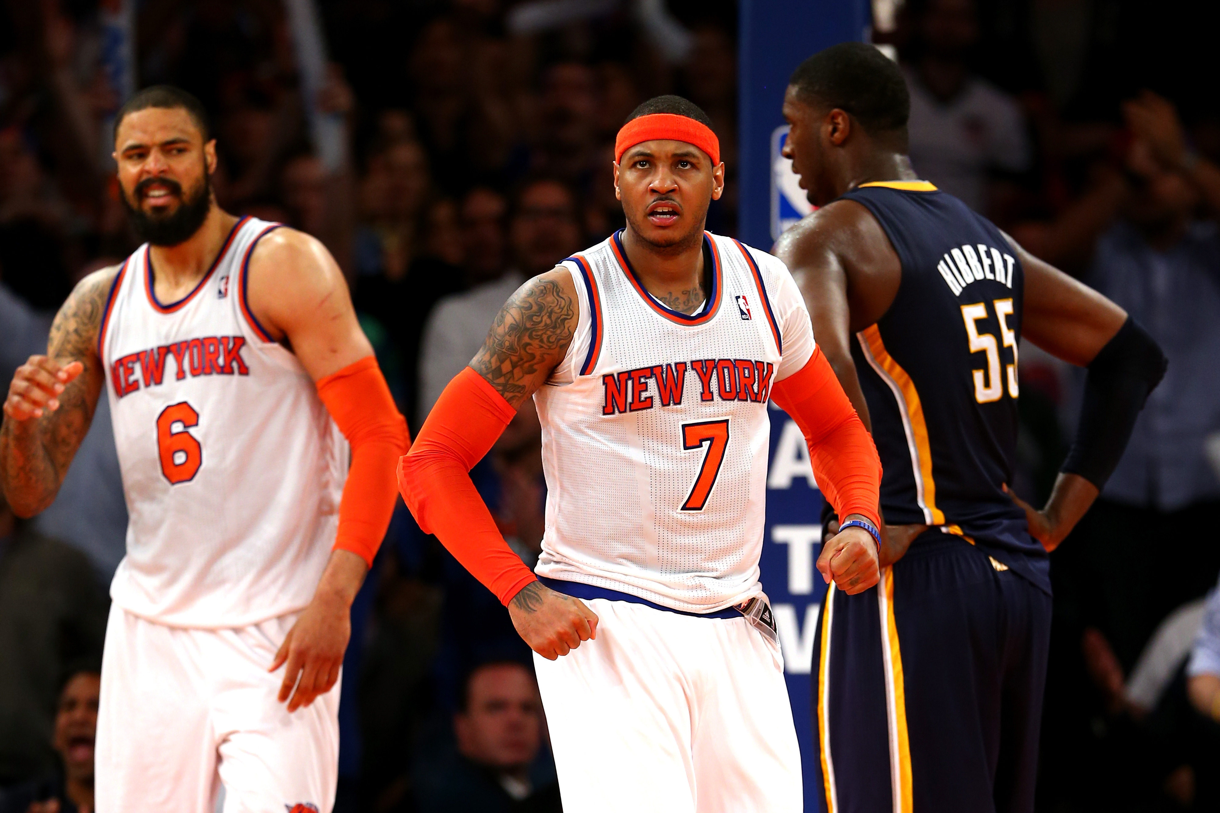 NBA Draft 2013: New York Knicks working with one pick