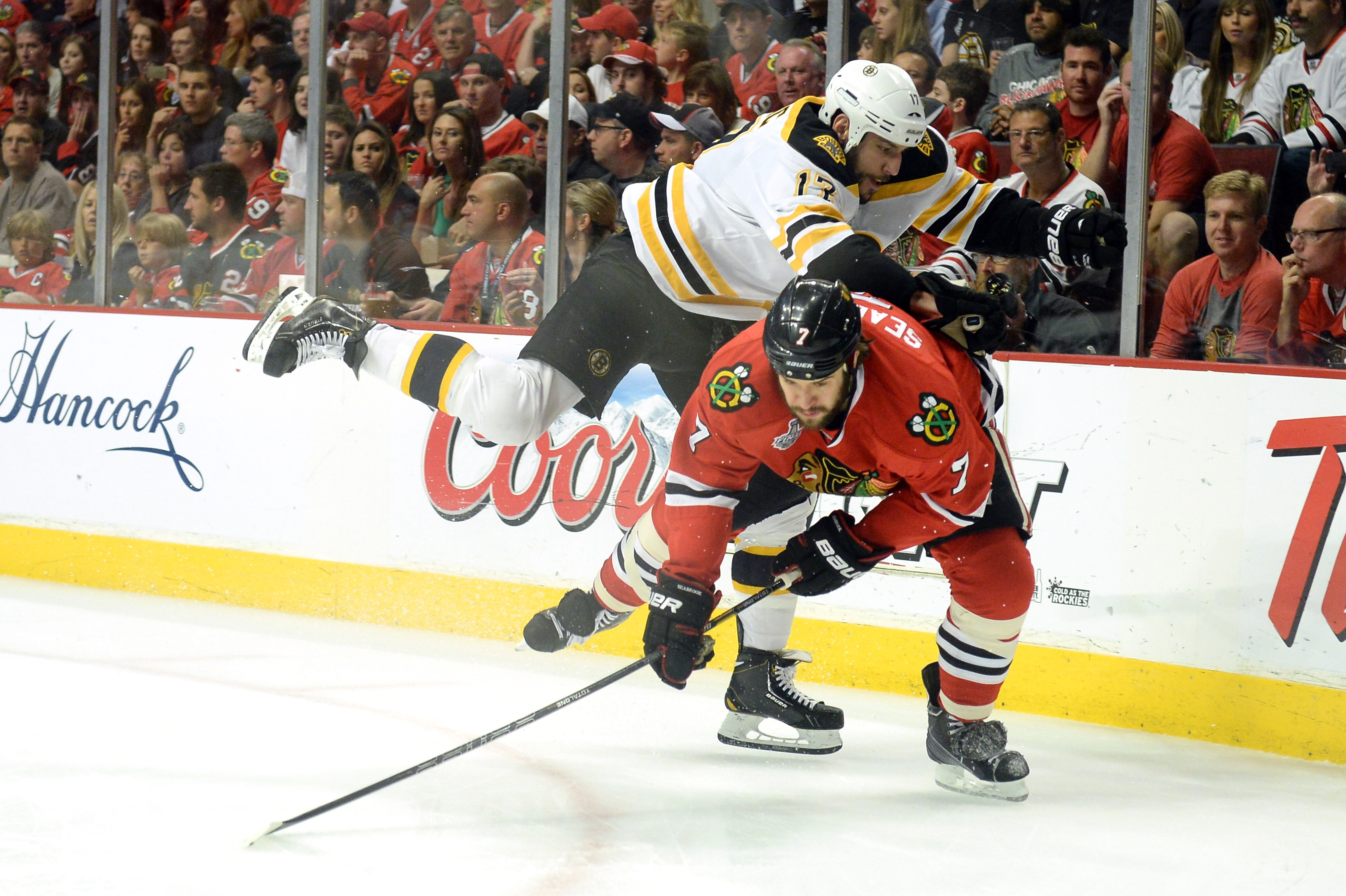 Blackhawks vs. Bruins, Stanley Cup Final Game 6: Chicago looks to win Cup in Boston