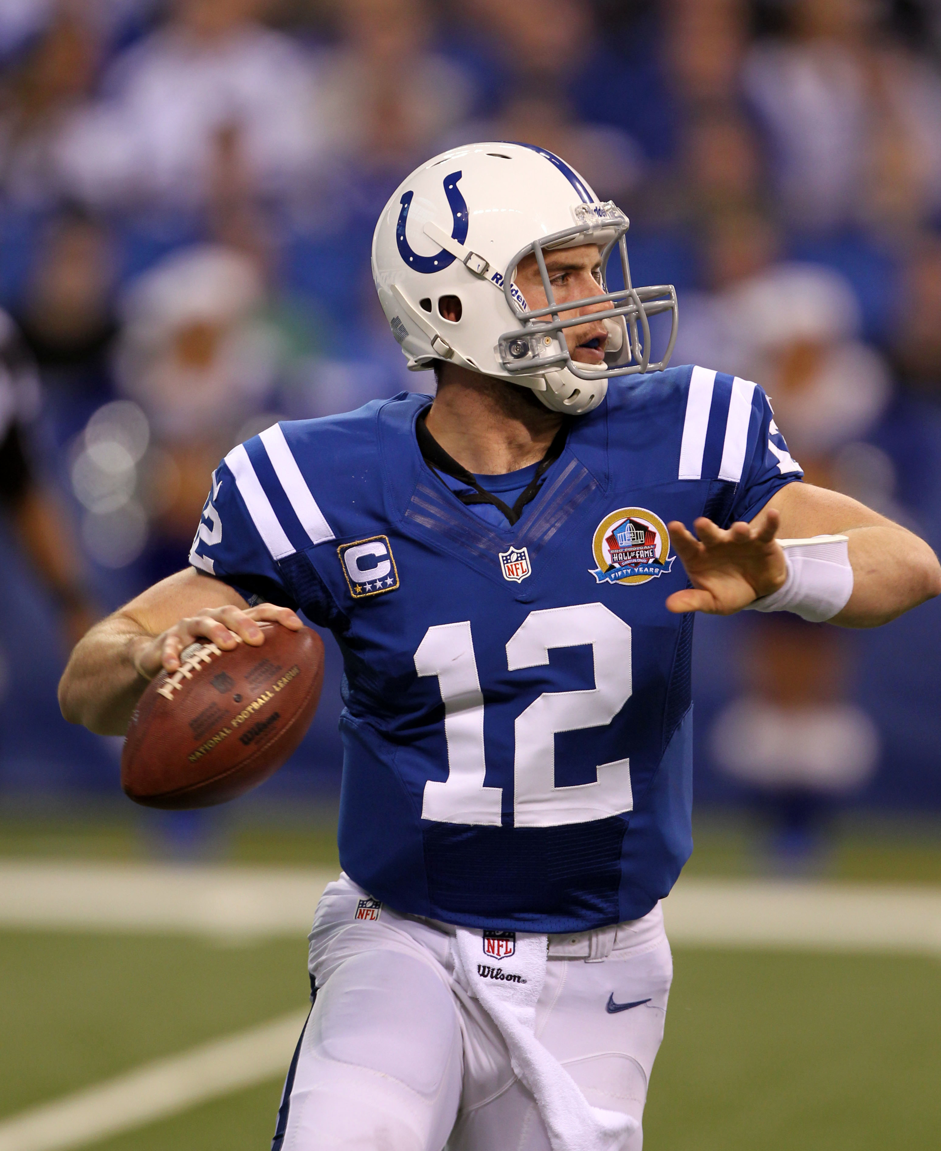 What to expect from Andrew Luck in his 2nd season
