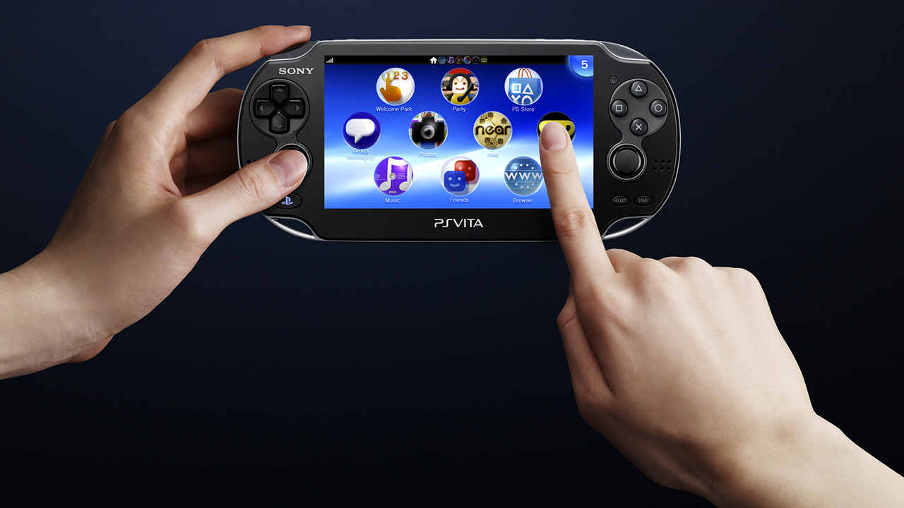 PS Vita will be the 'perfect companion' to PS4, says Sony