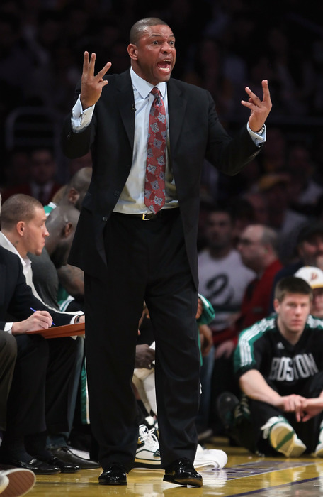 Doc Rivers, Clippers still negotiating contract language, according to report