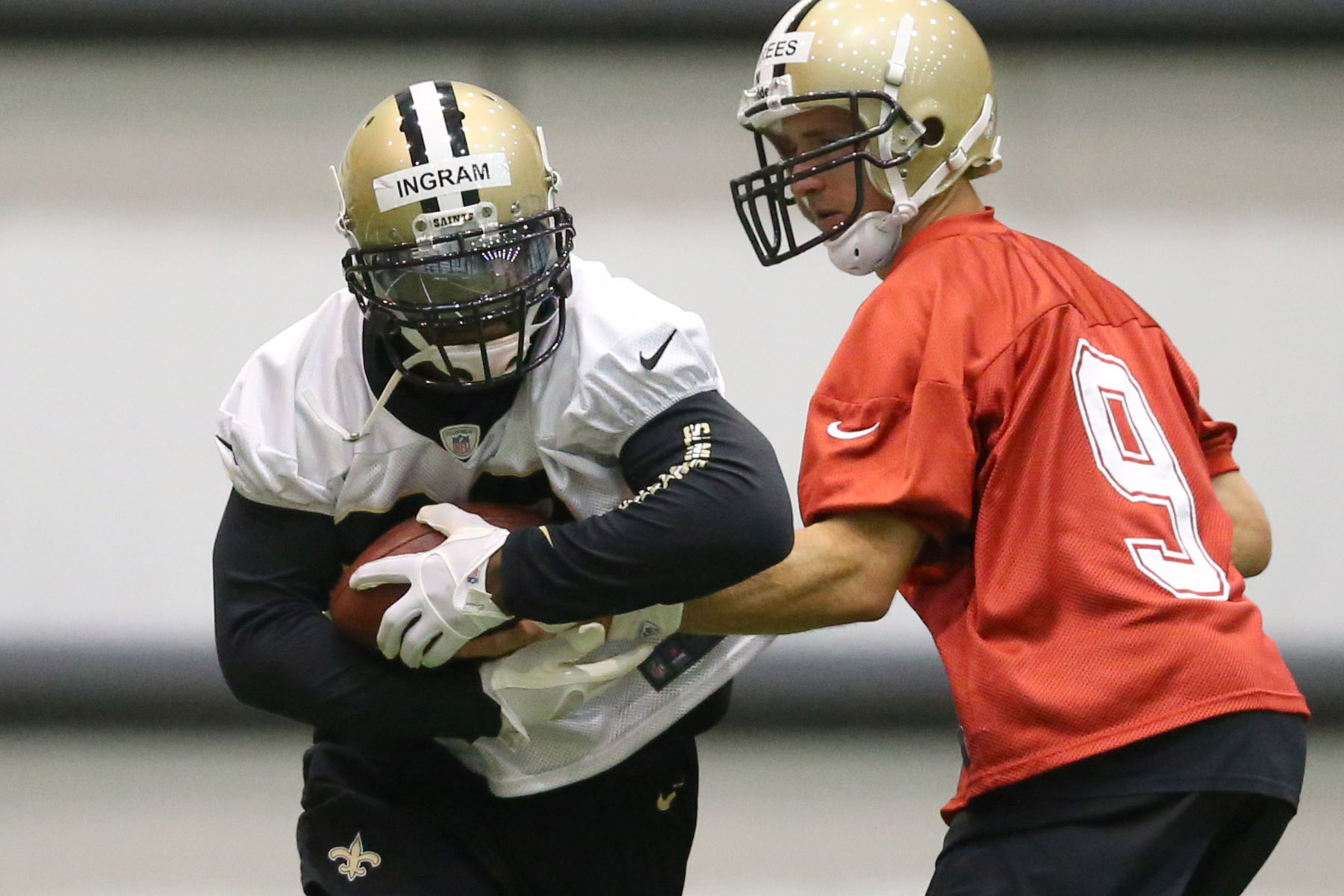 You can probably guess where Brees will rank, but what about Ingram?