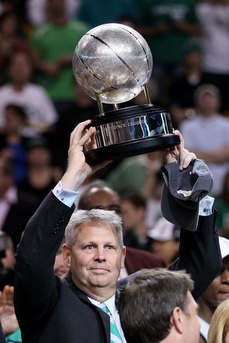 Danny Ainge won't coach Celtics, discusses Kevin Garnett and Boston's future