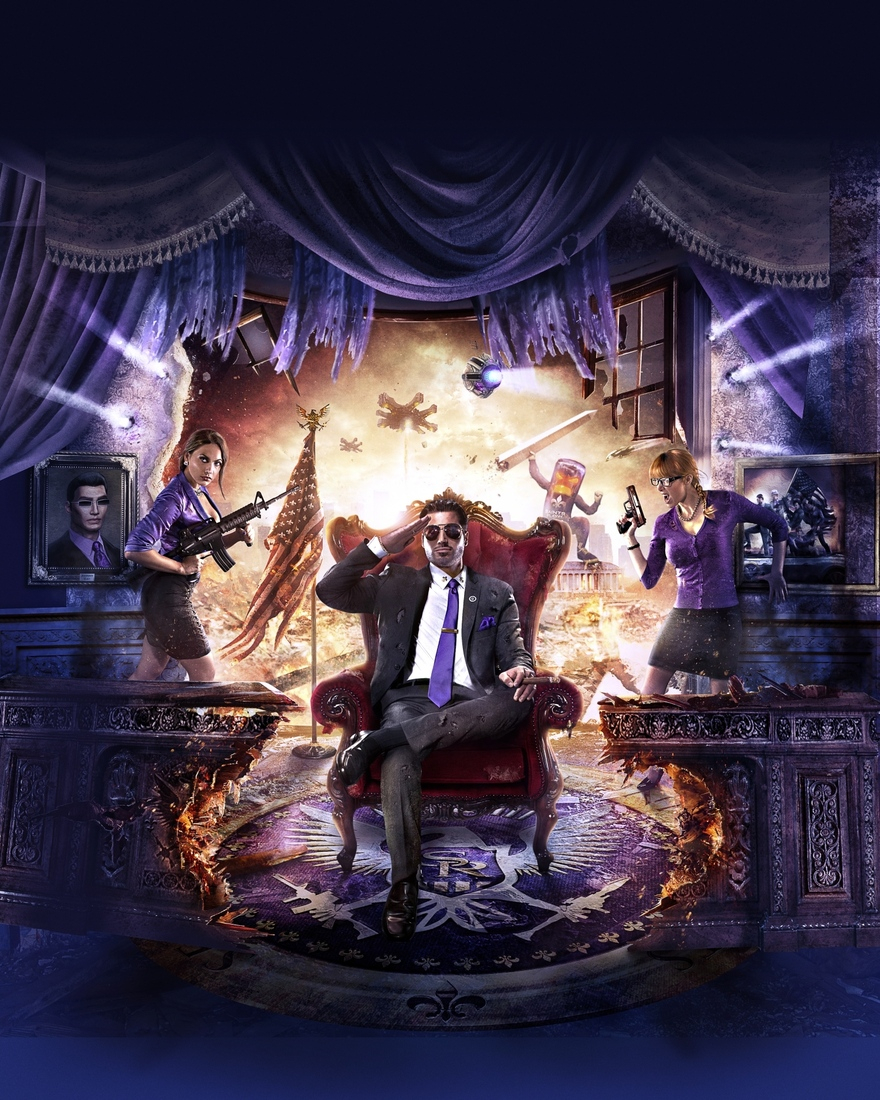 Saints Row 4 refused classification in Australia due to 'alien narcotics' and an 'Alien Anal Probe'