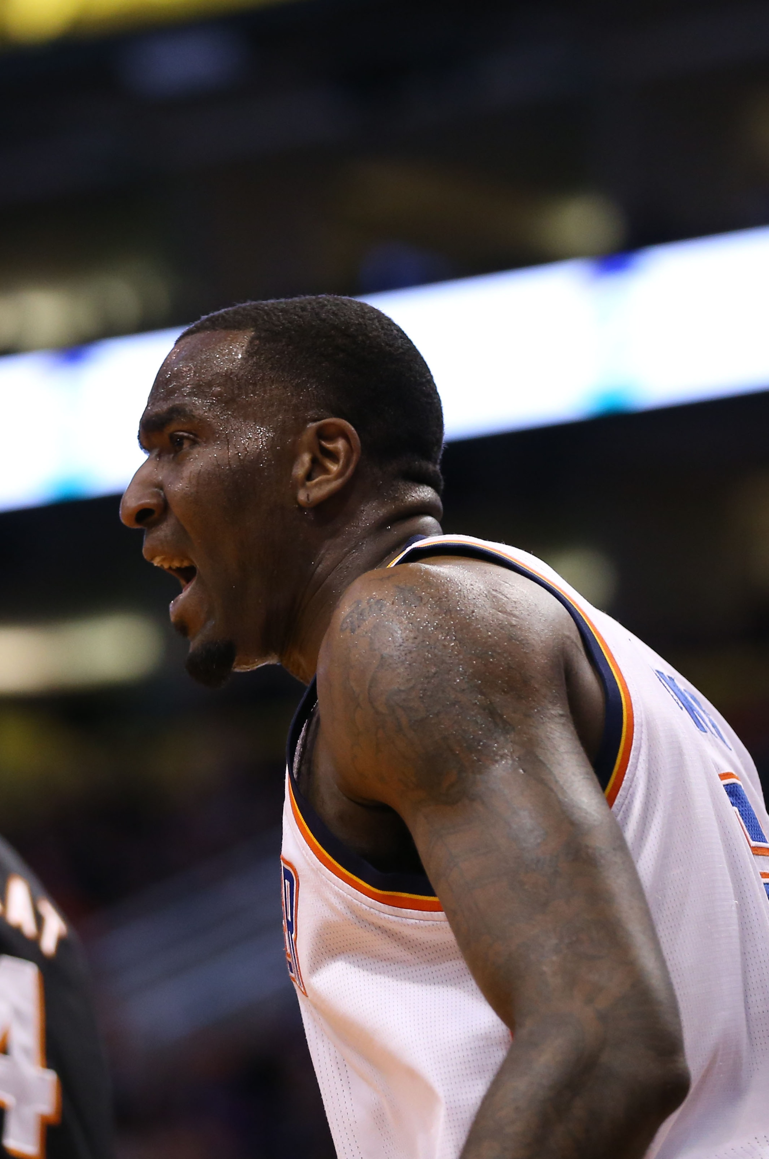 Is Perk being traded? He might have something to say about that.