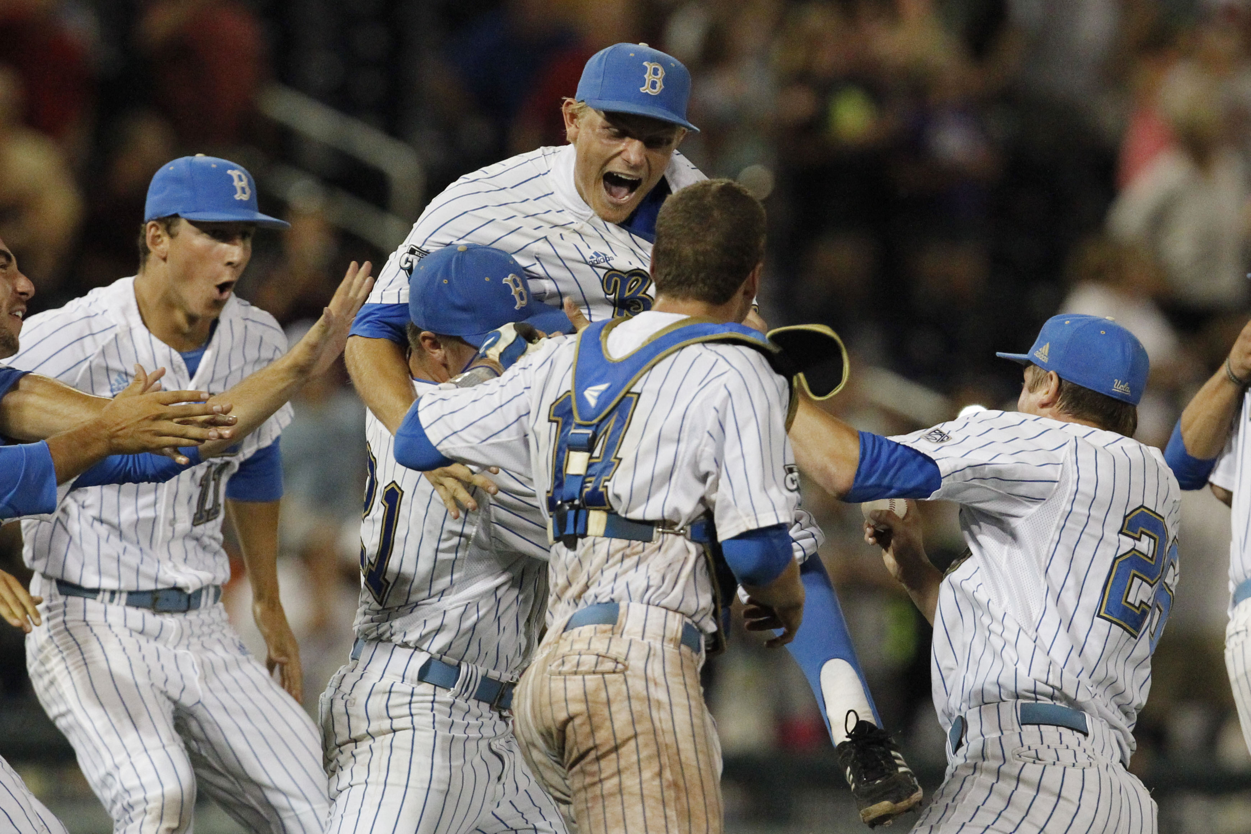 College World Series 2013 finals: UCLA wins the national championship