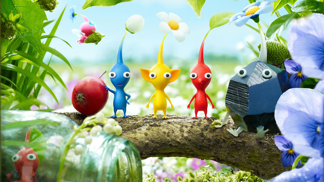 Pikmin creator goes hands-on with Pikmin 3 in 20-minute video