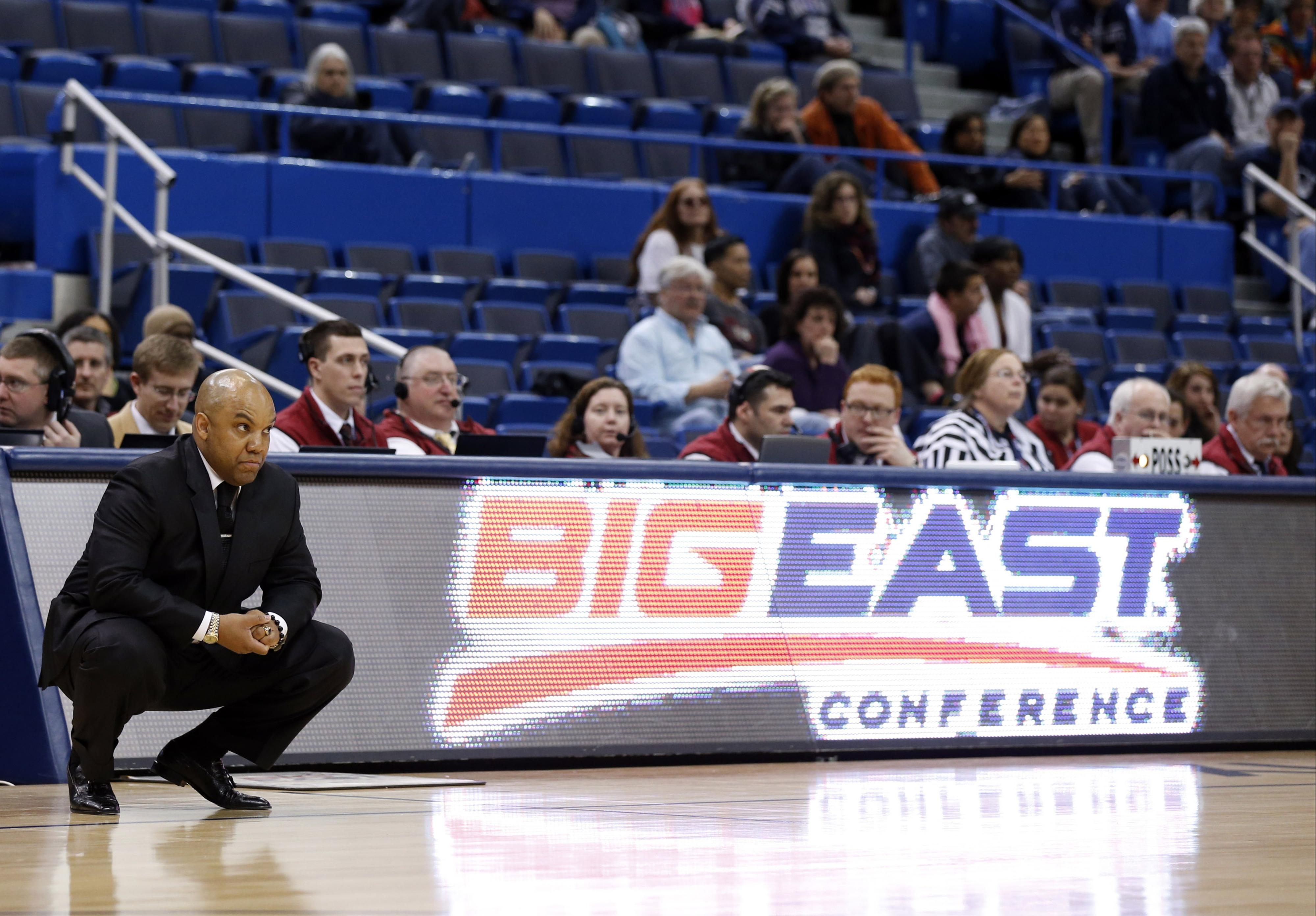 Report: Big East hires Ackerman as new commissioner