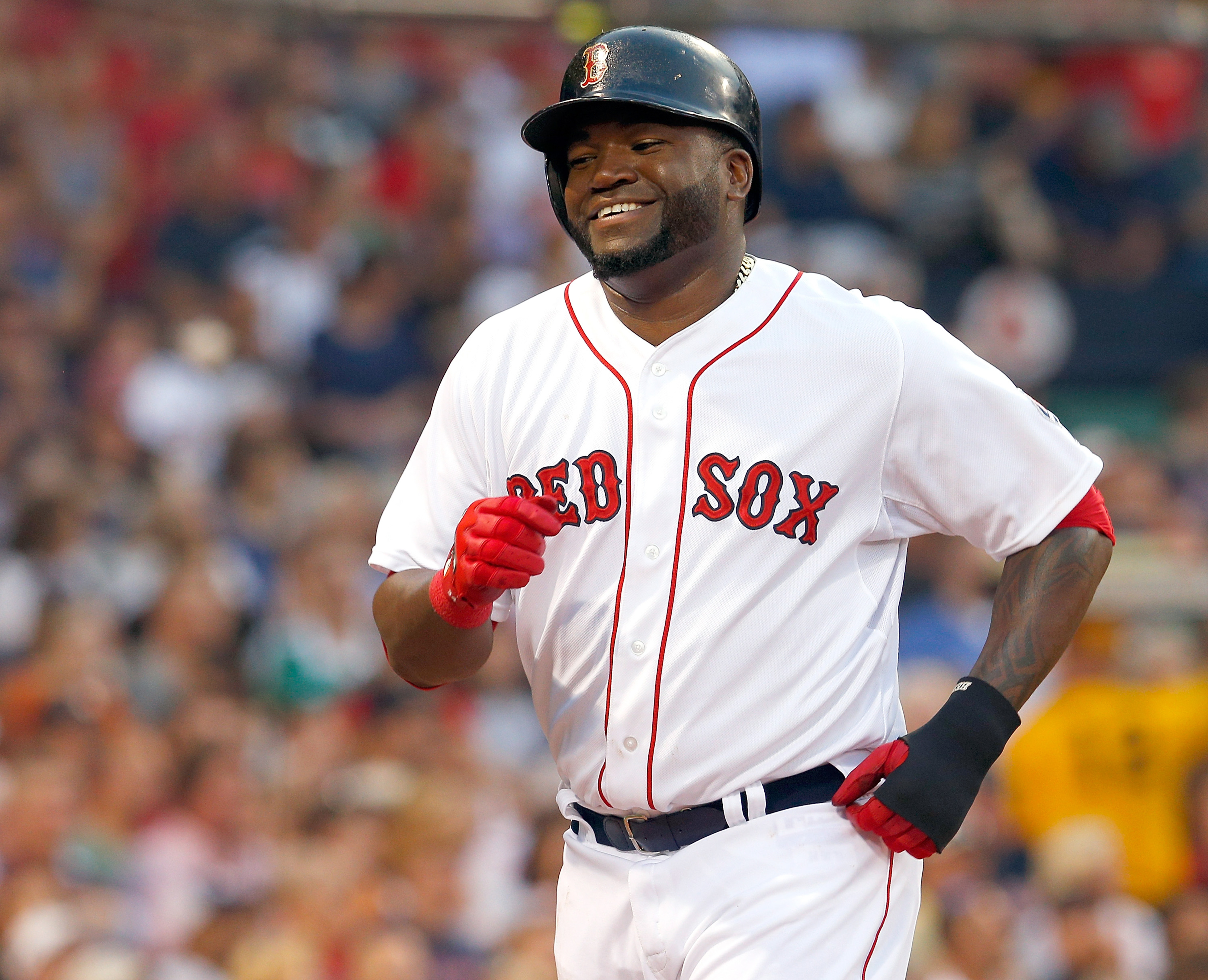 Is David Ortiz the greatest DH ever?