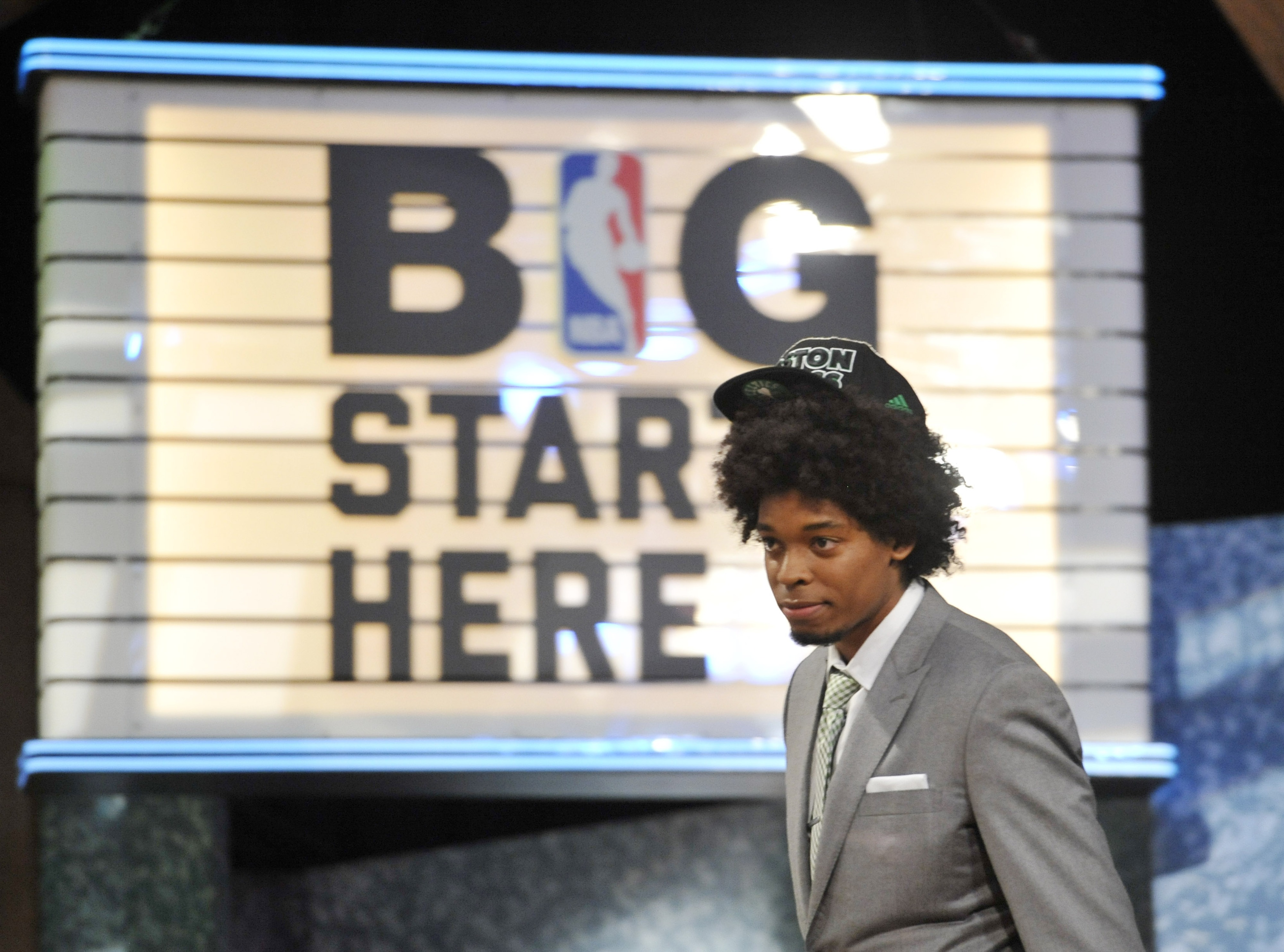 NBA Draft 2013: Lucas Nogueira traded to Atlanta Hawks for 18th pick and Jared Cunningham