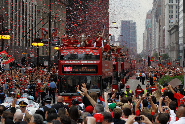 Chicago Blackhawks parade 2013: Time, TV schedule, route and more for Stanley Cup parade