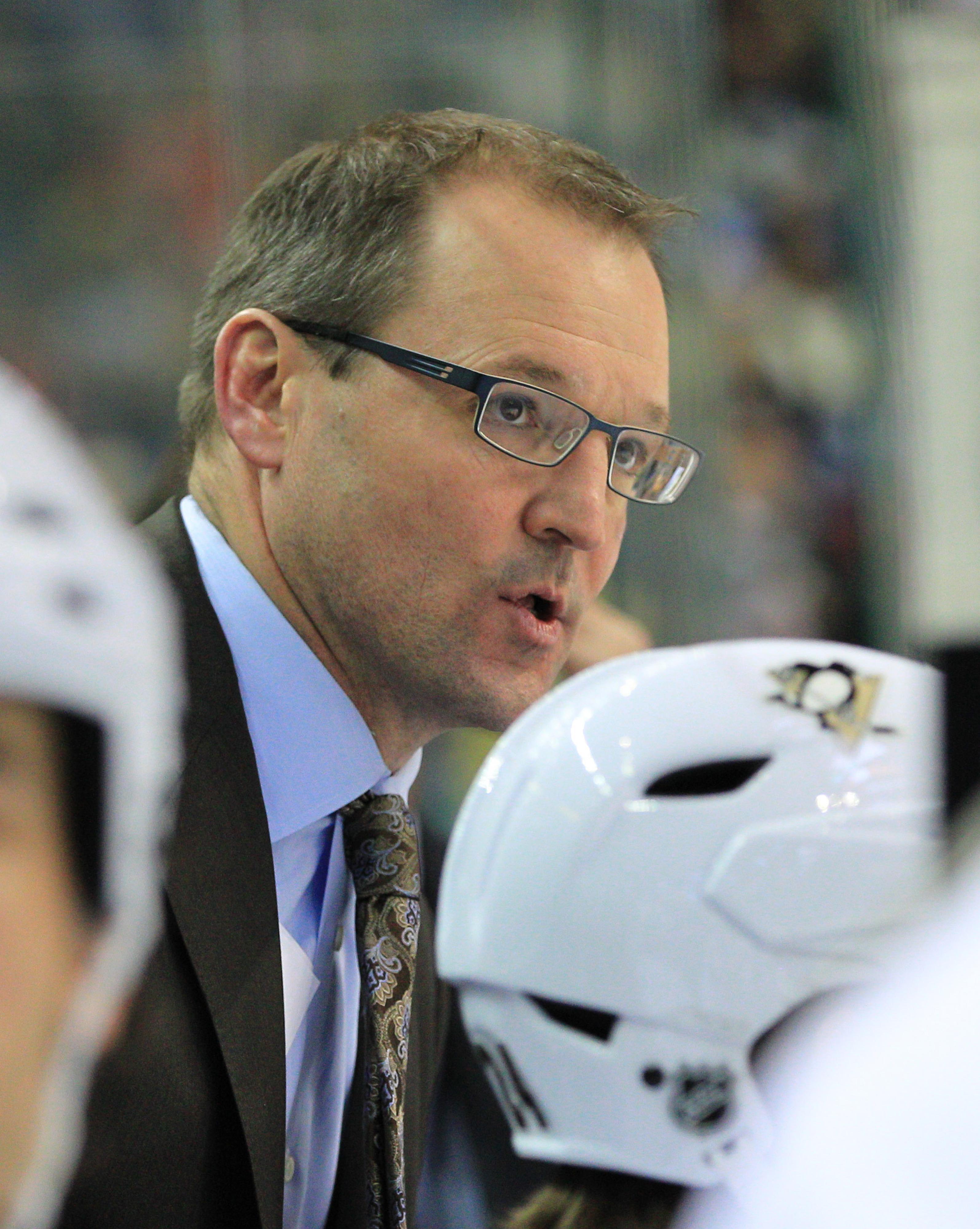 Sochi Olympics 2014: Dan Bylsma to coach Team USA, according to report