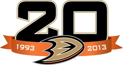 Debuted at the Draft, the 20th Anniversary Patch