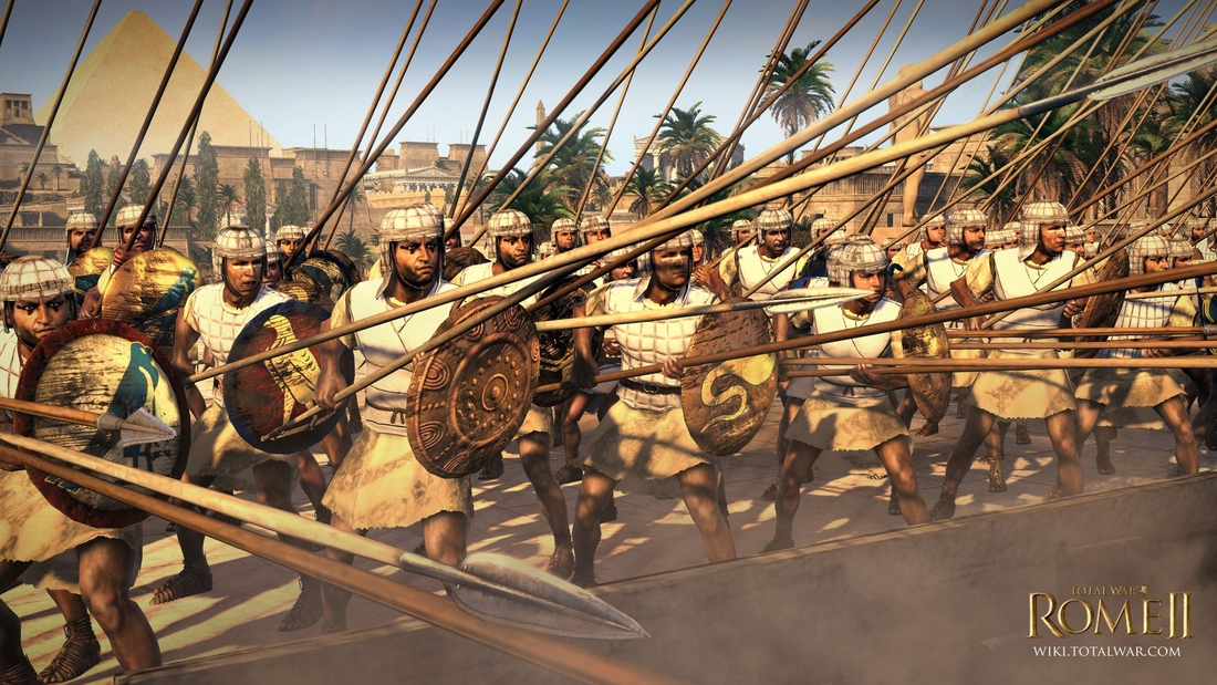 Total War: Rome 2 system requirements