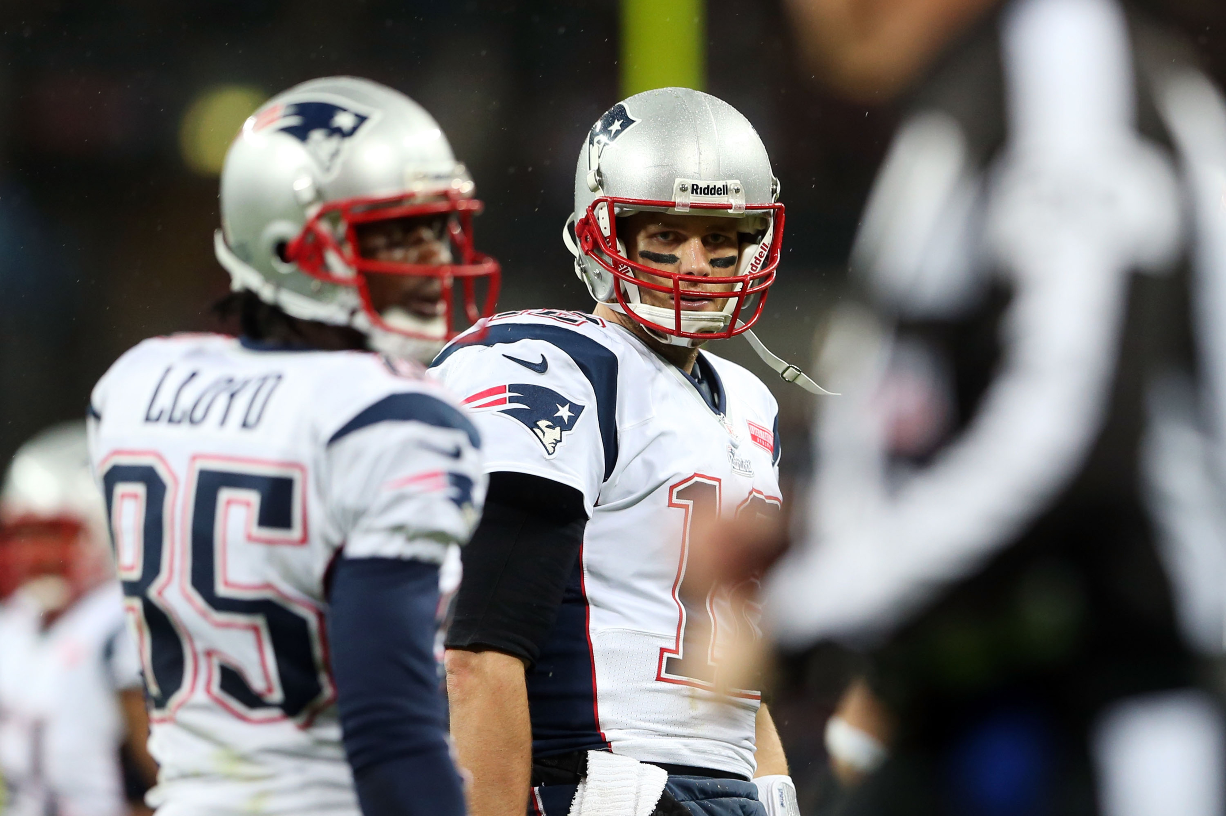 Patriots not expected to turn to Brandon Lloyd after Aaron Hernandez release
