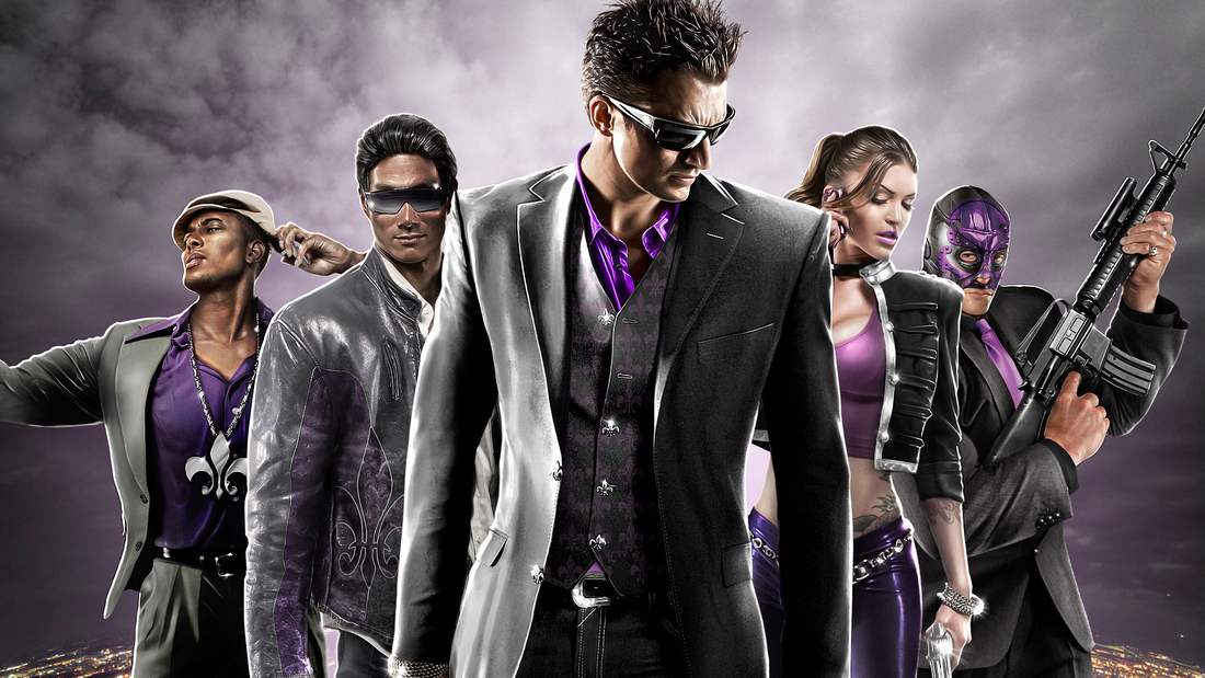 Saints Row modder Mike 'IdolNinja' Watson on working with Volition and achieving his 'dream project'