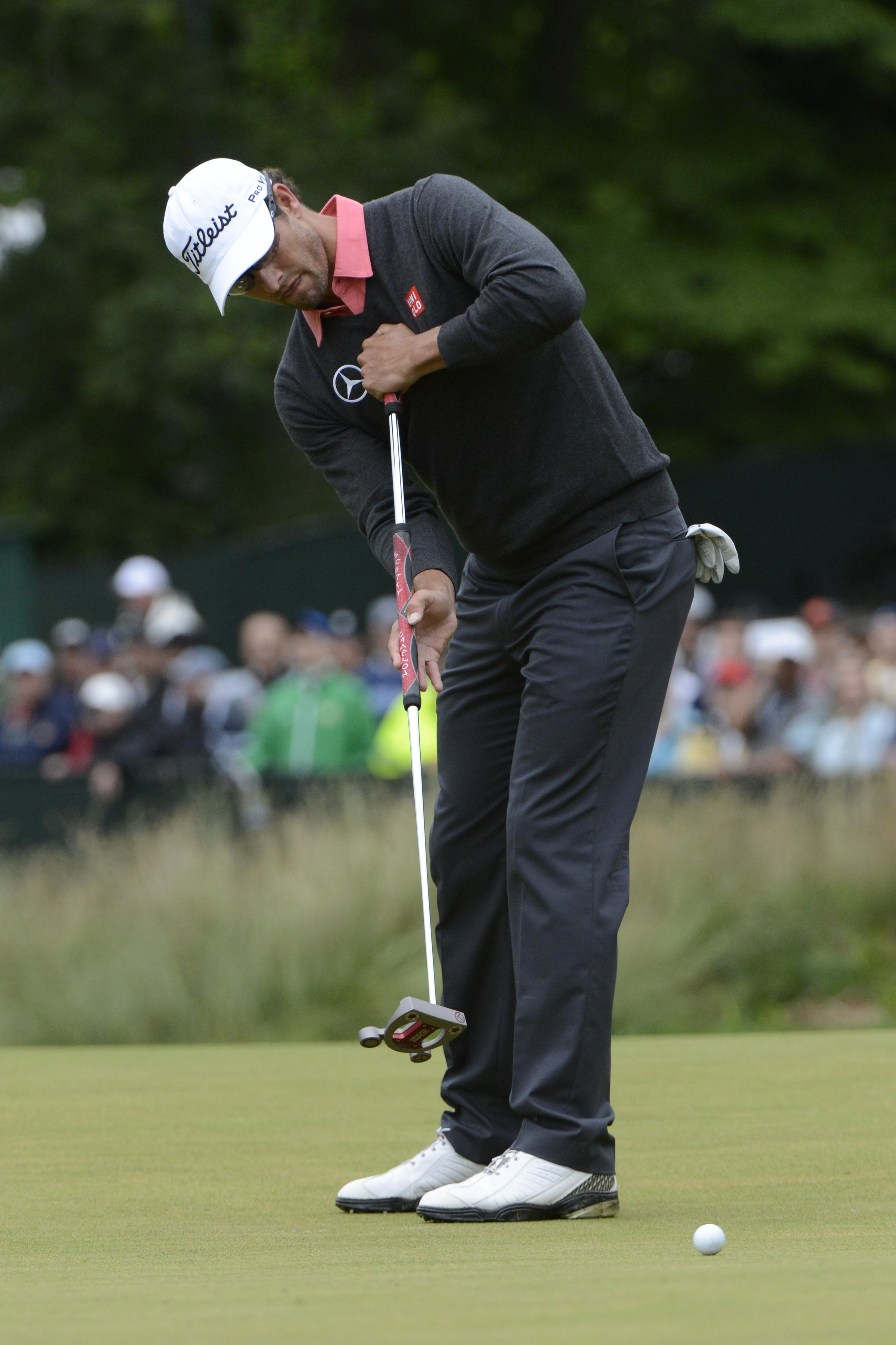 PGA Tour to adopt USGA ban on anchored putting