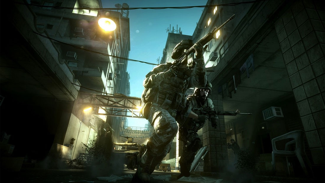 PlayStation Plus members get Battlefield 3, Jet Set Radio and more for free in July