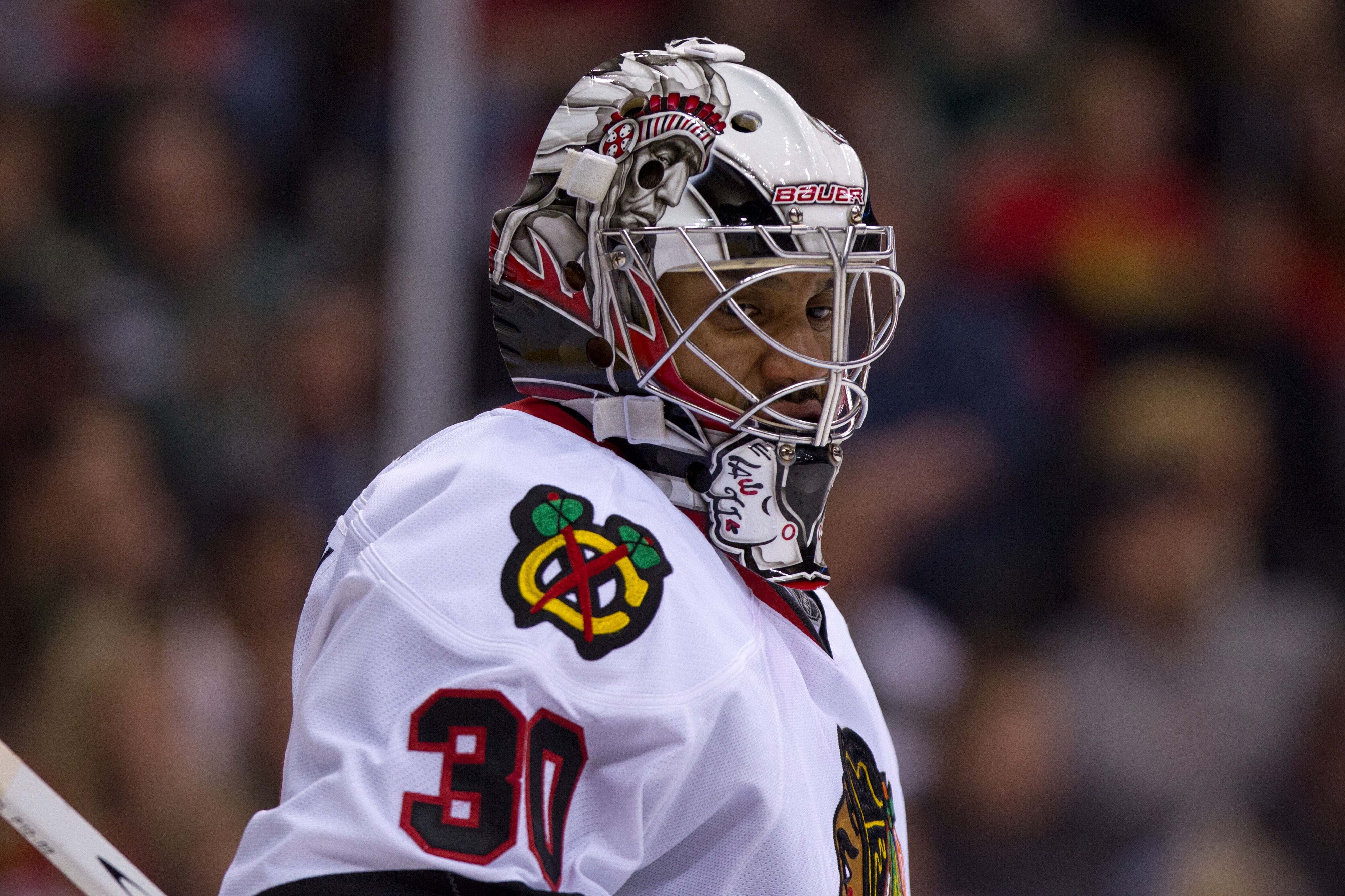 Ray Emery nearing contract extension with Blackhawks, according to report