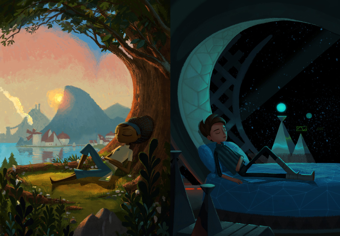 Double Fine selling first half of Broken Age via Steam Early Access in January 2014
