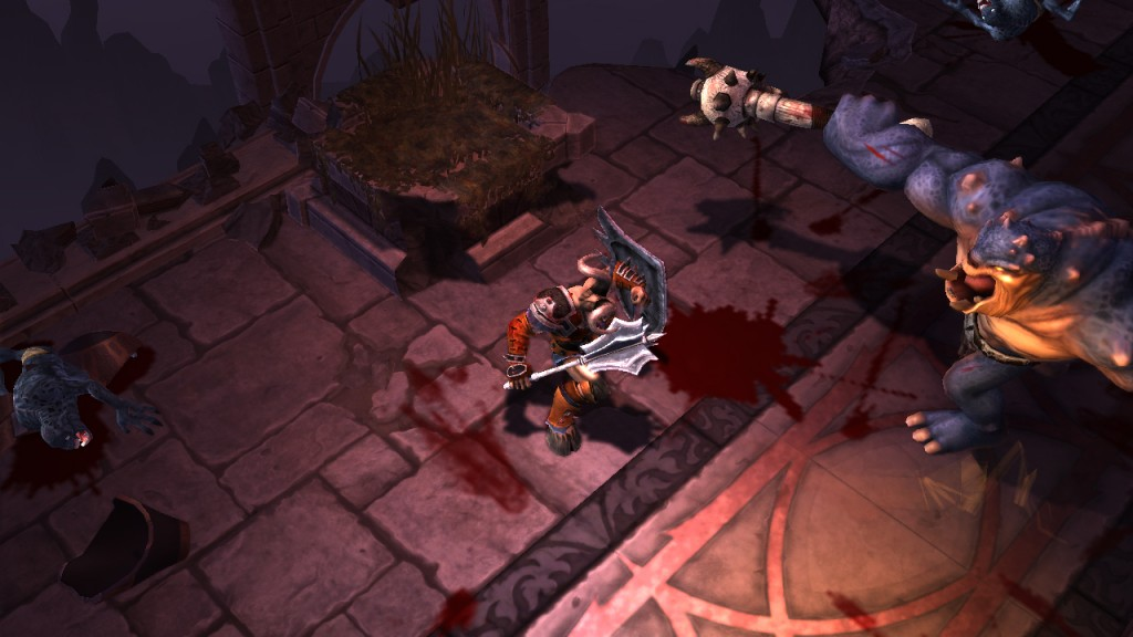 Sony cancels Warrior's Lair on PS Vita and PS3